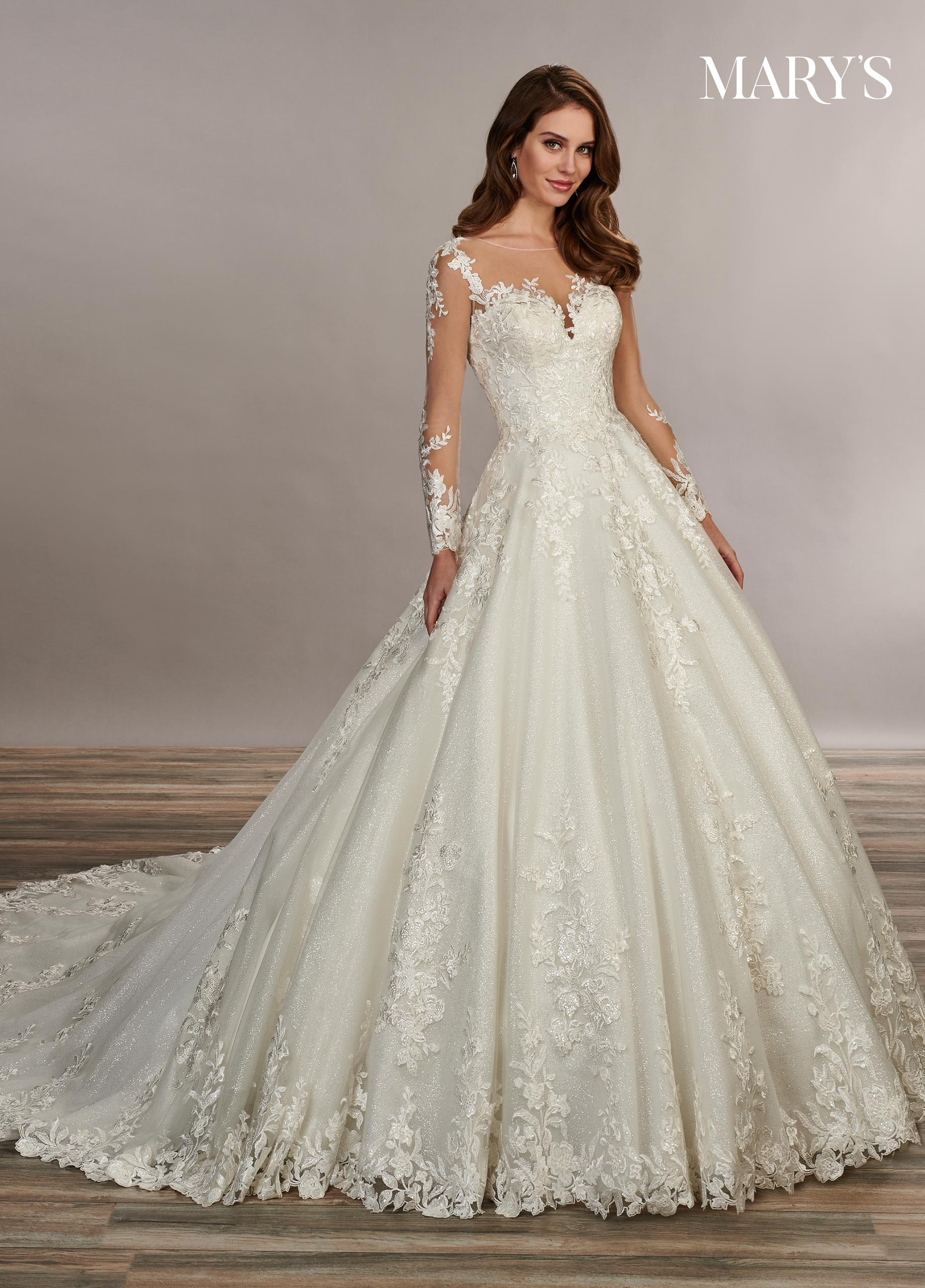 Bridal Wedding Dresses | Mary's | Style - MB3079