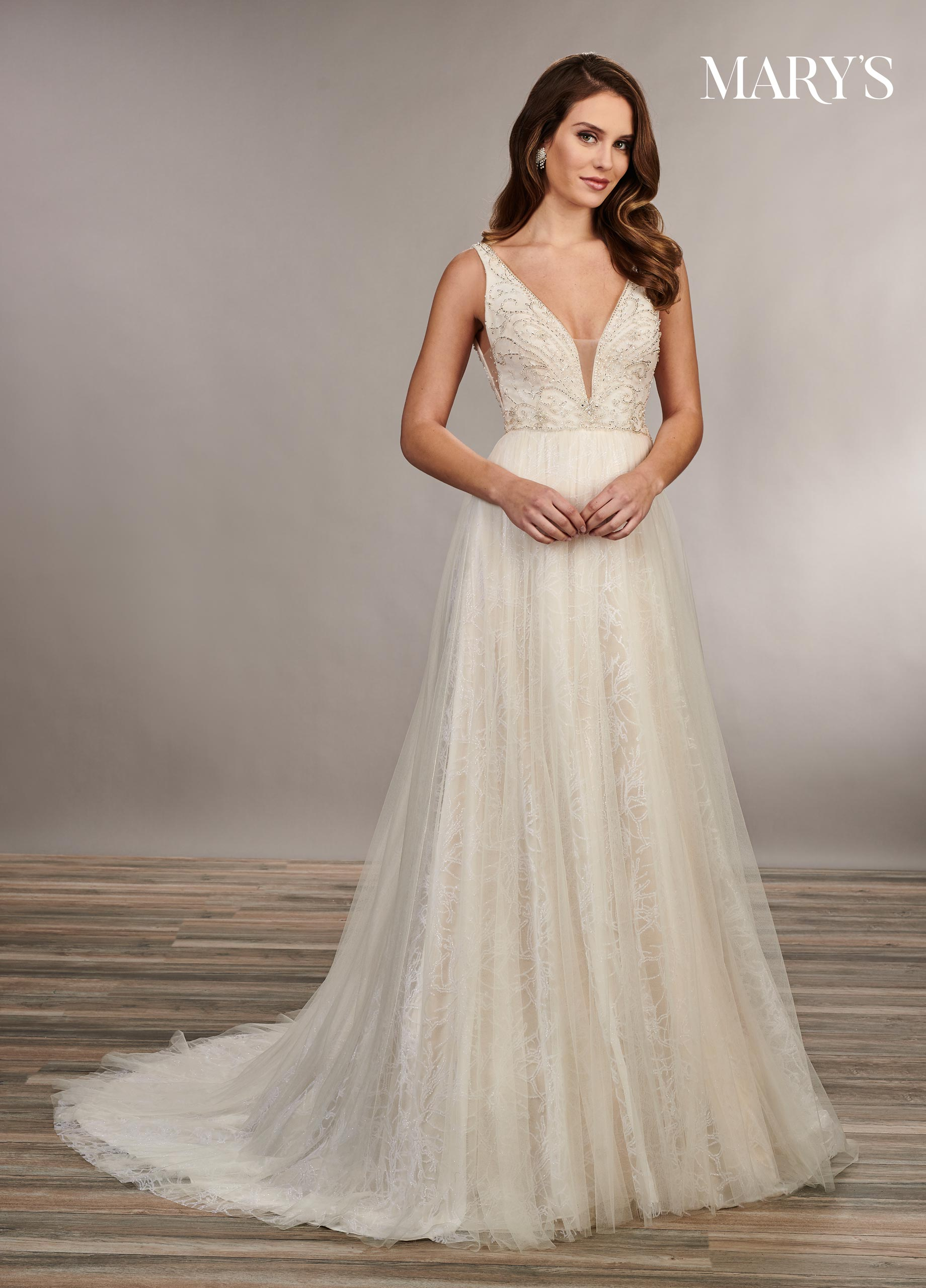 Bridal Wedding Dresses | Mary's | Style - MB3085