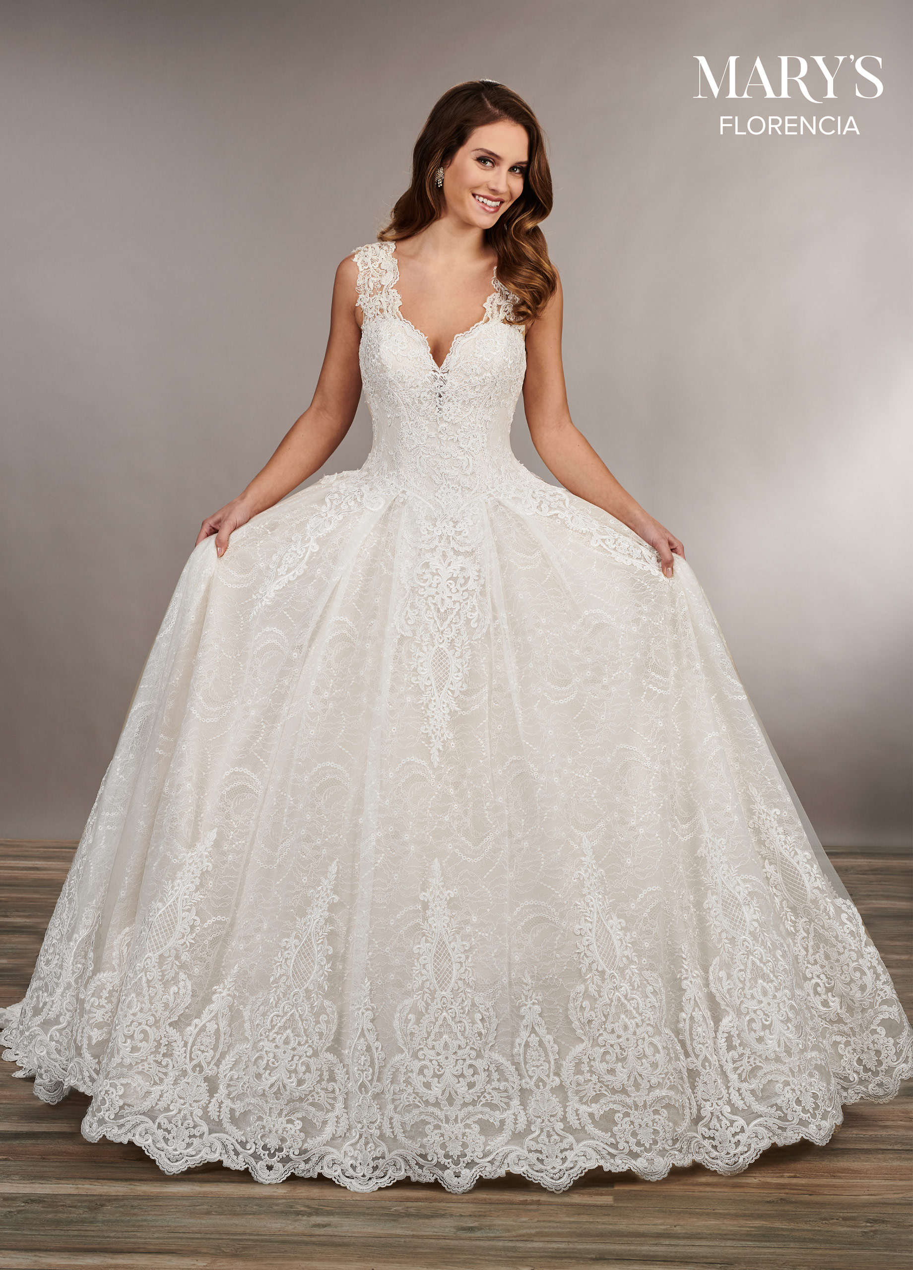 Florencia Bridal Dresses | Florencia | Style - MB3087