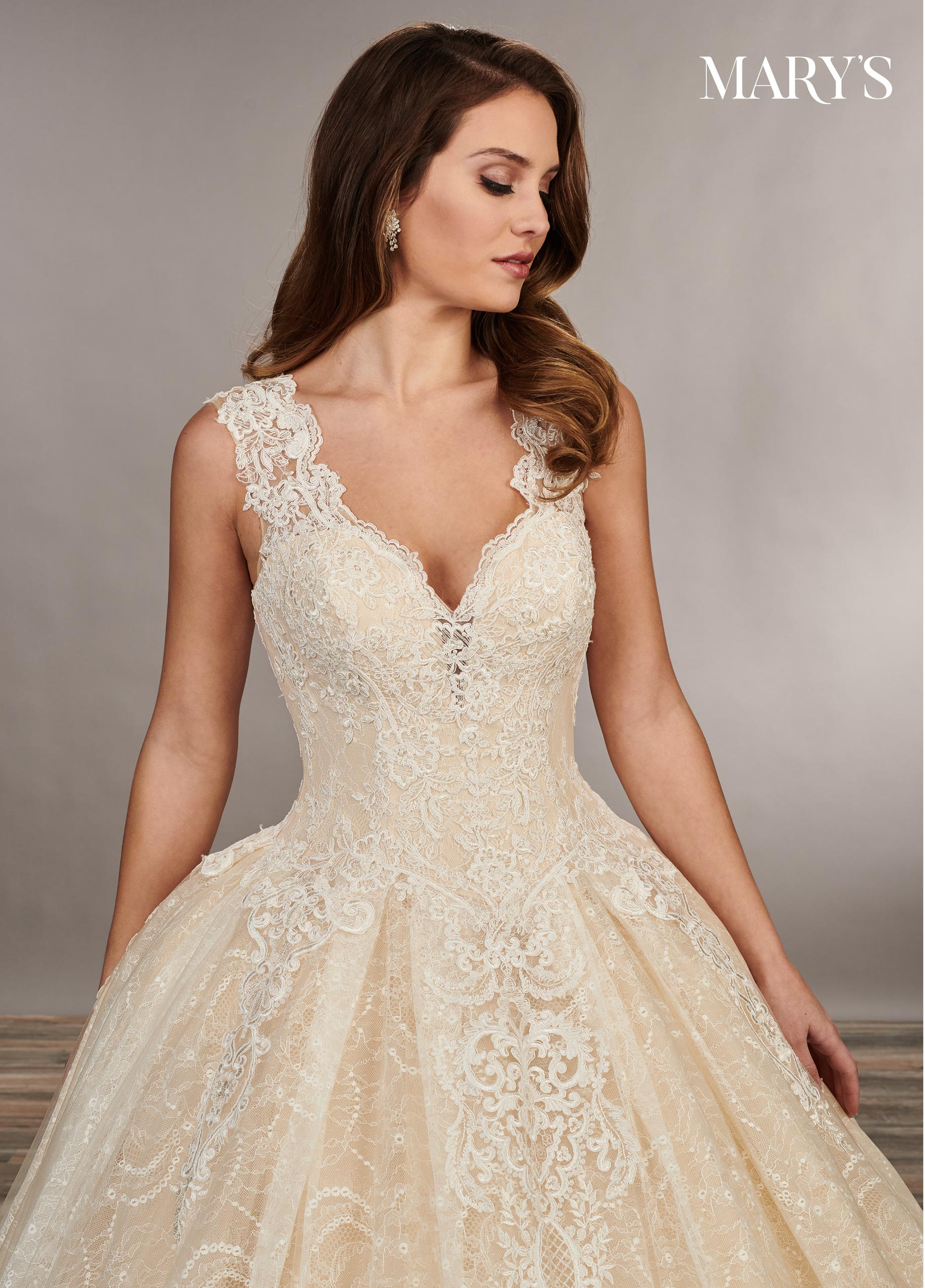 Bridal Wedding Dresses | Mary's | Style - MB3087