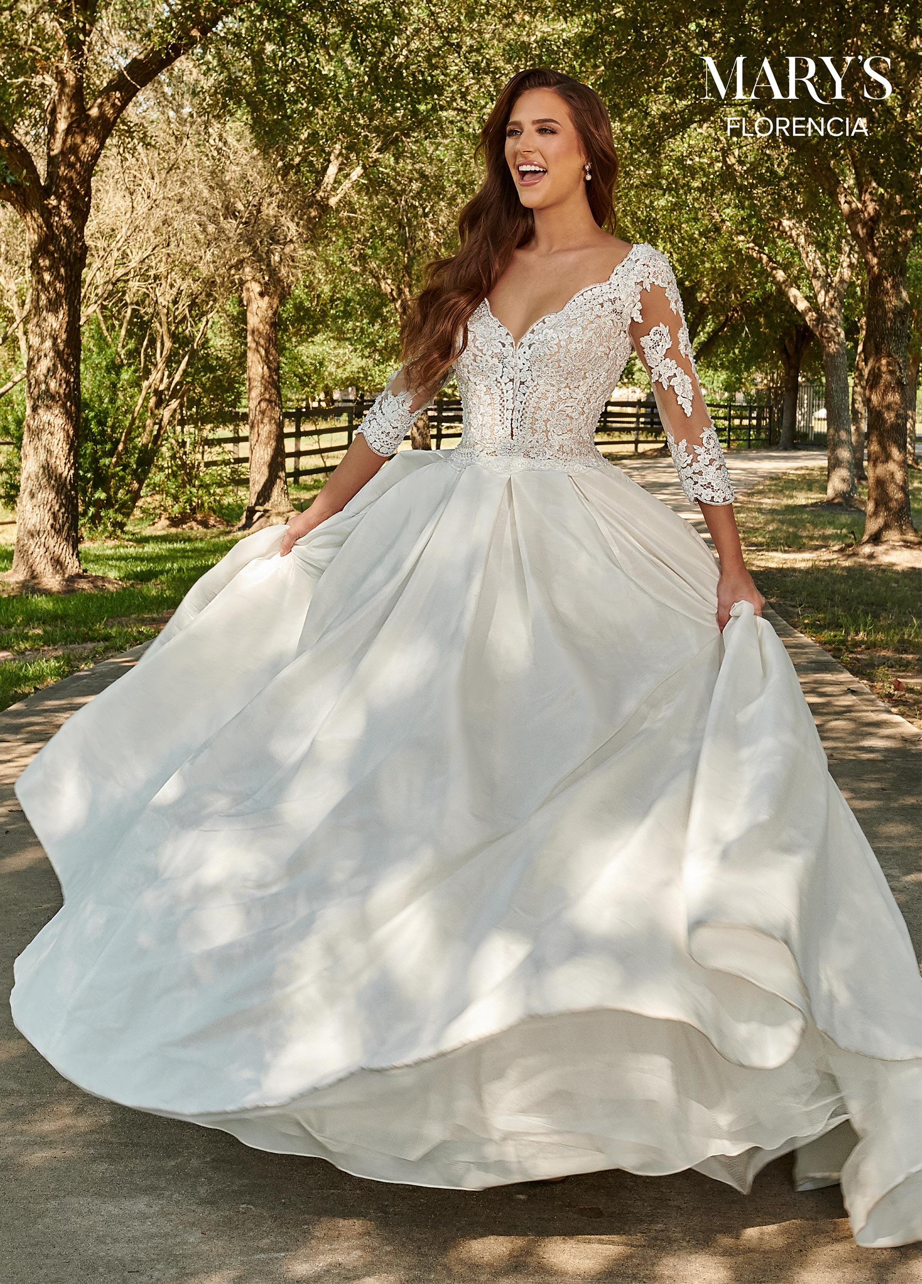 Florencia Bridal Dresses | Florencia | Style - MB3088