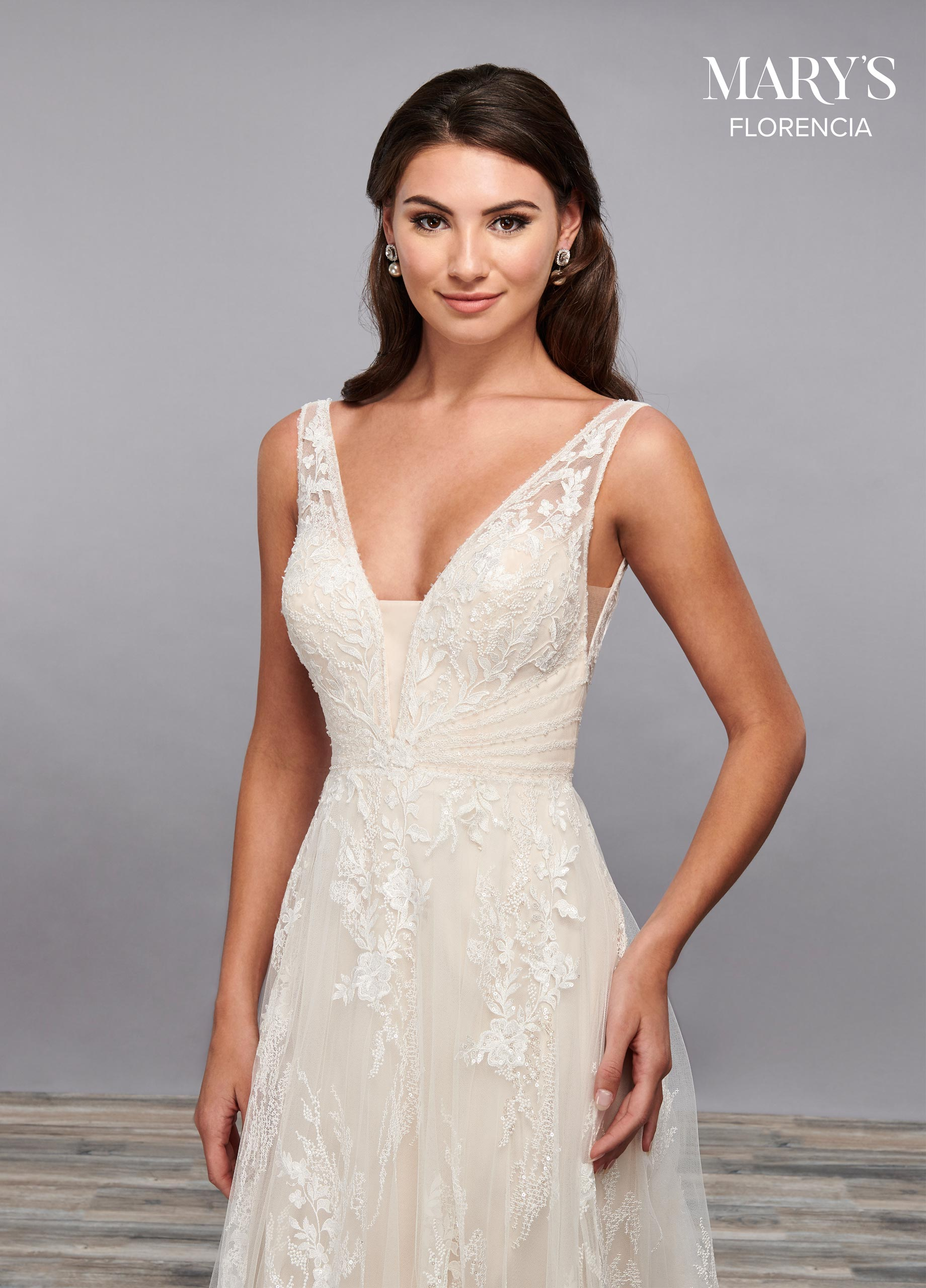 Bridal Wedding Dresses | Mary's | Style - MB3090