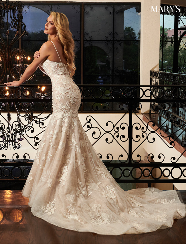 Color Florencia Bridal Dresses - Style - MB3095
