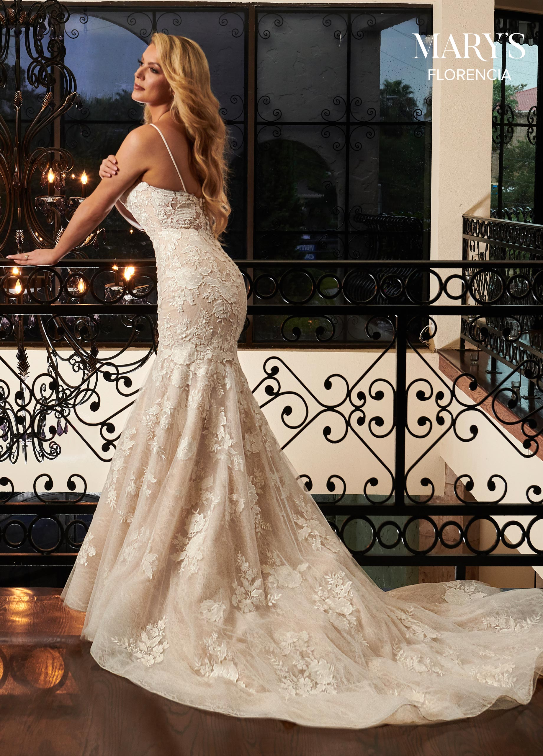 Bridal Wedding Dresses | Mary's | Style - MB3095