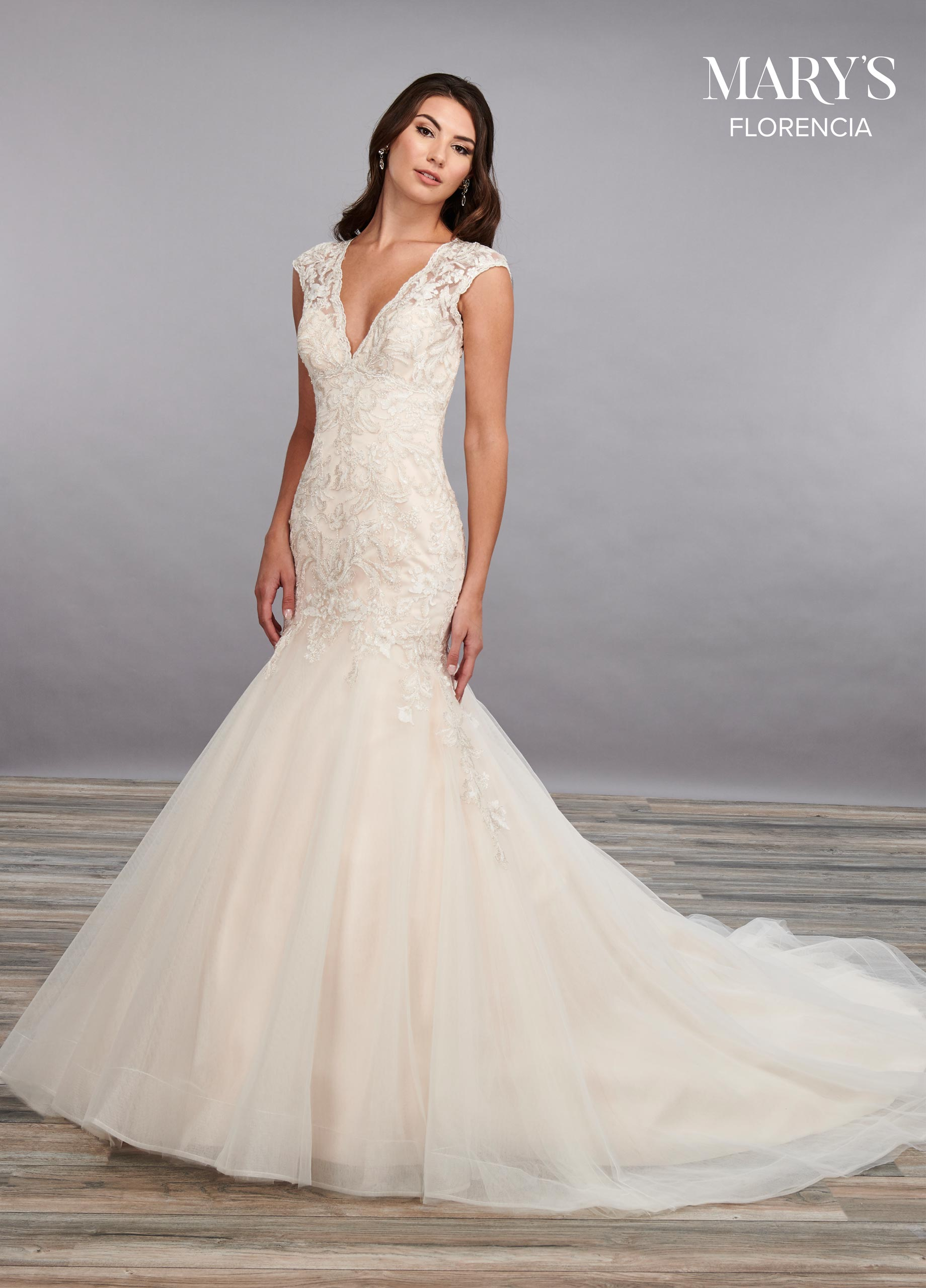 Bridal Wedding Dresses | Mary's | Style - MB3099