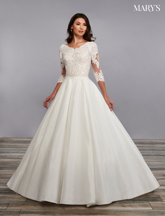 Color Florencia Bridal Dresses - Style - MB3107