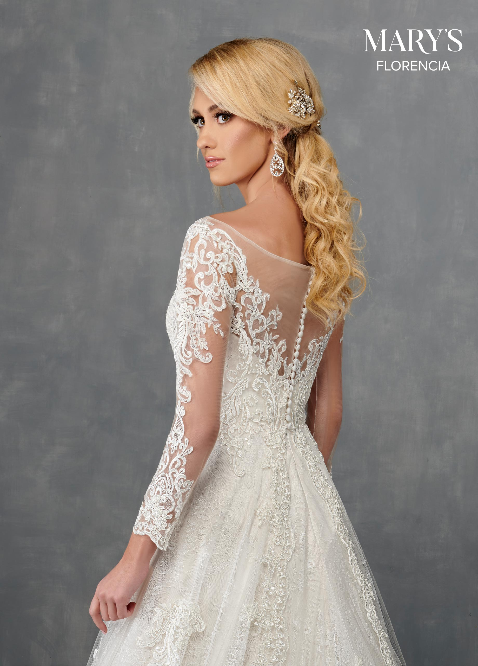 Florencia Bridal Dresses | Florencia | Style - MB3112