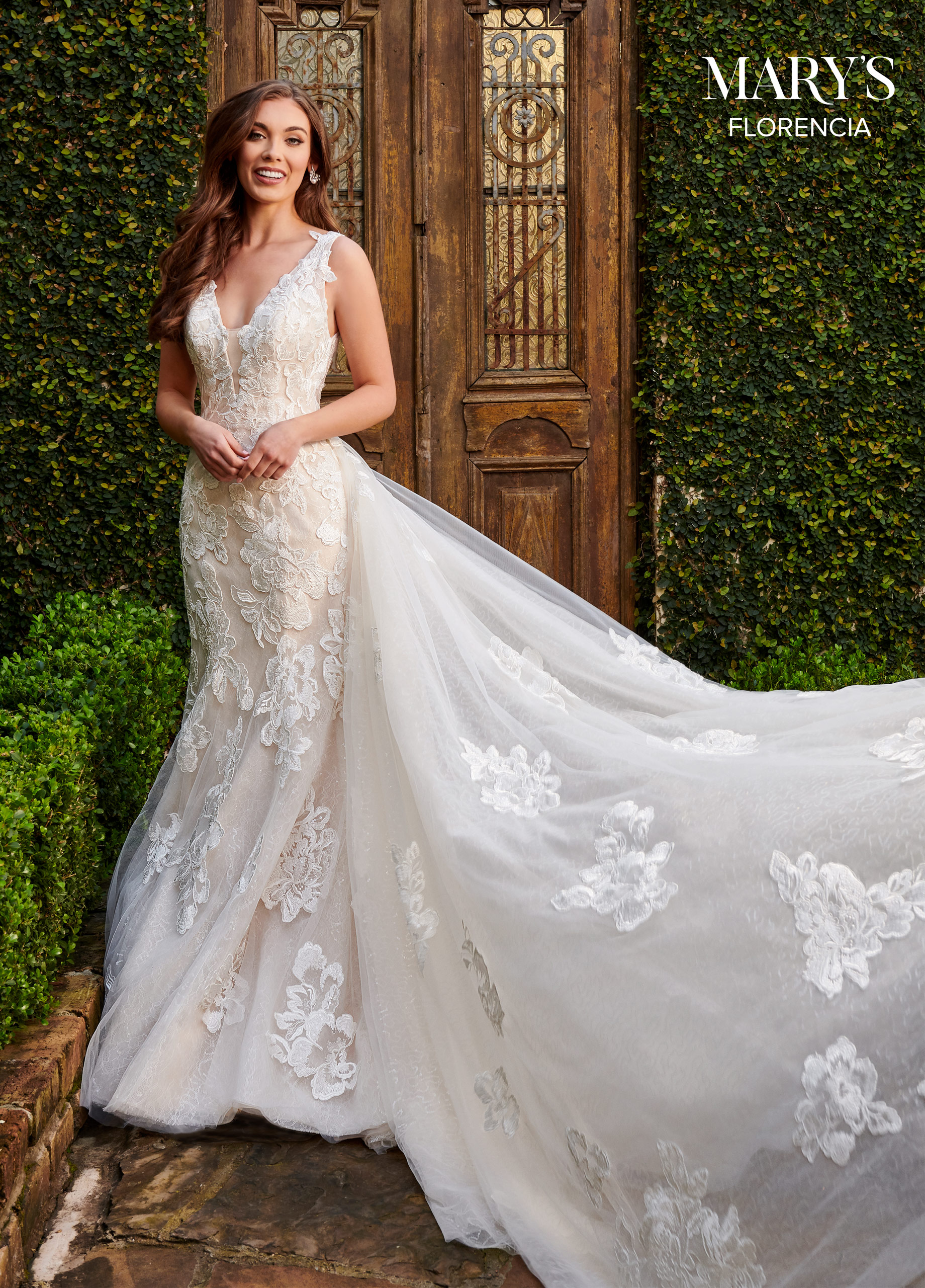 Florencia Bridal Dresses | Florencia | Style - MB3113