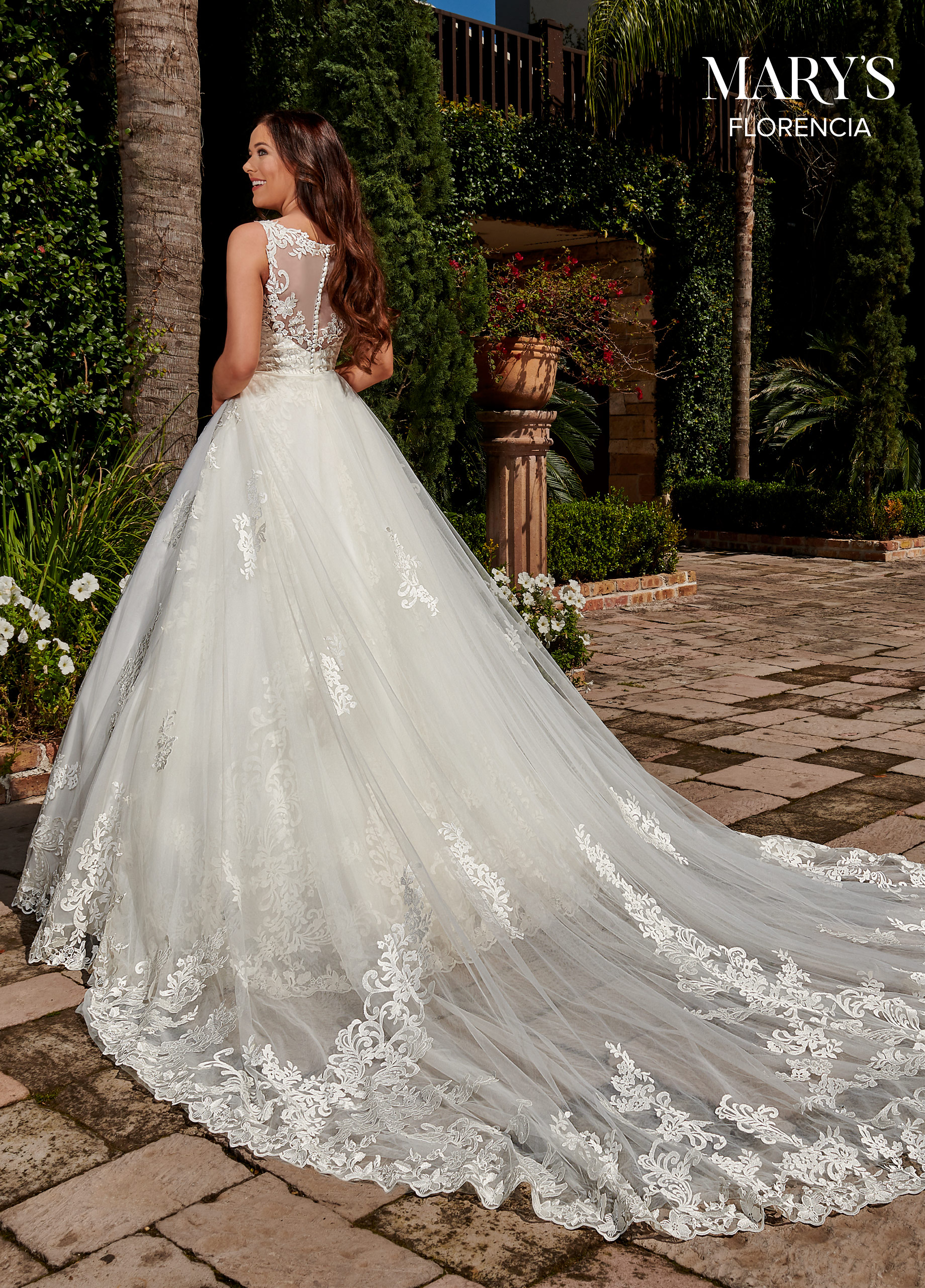 Florencia Bridal Dresses | Florencia | Style - MB3115