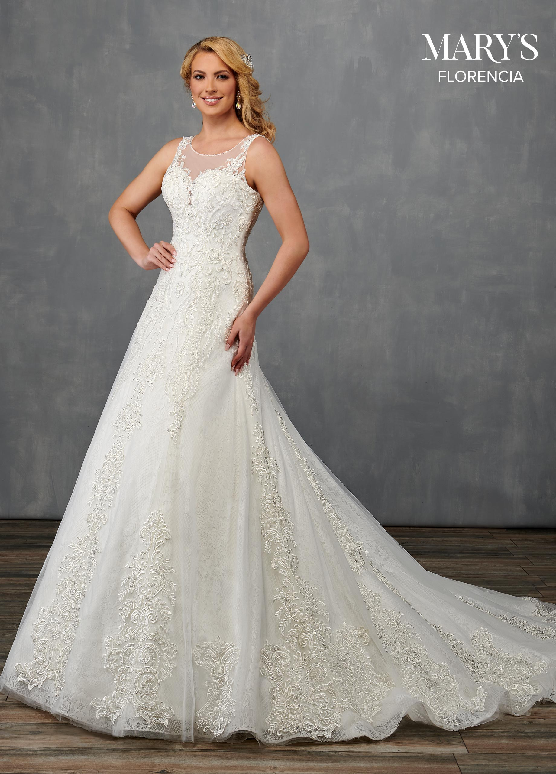 Florencia Bridal Dresses | Florencia | Style - MB3116