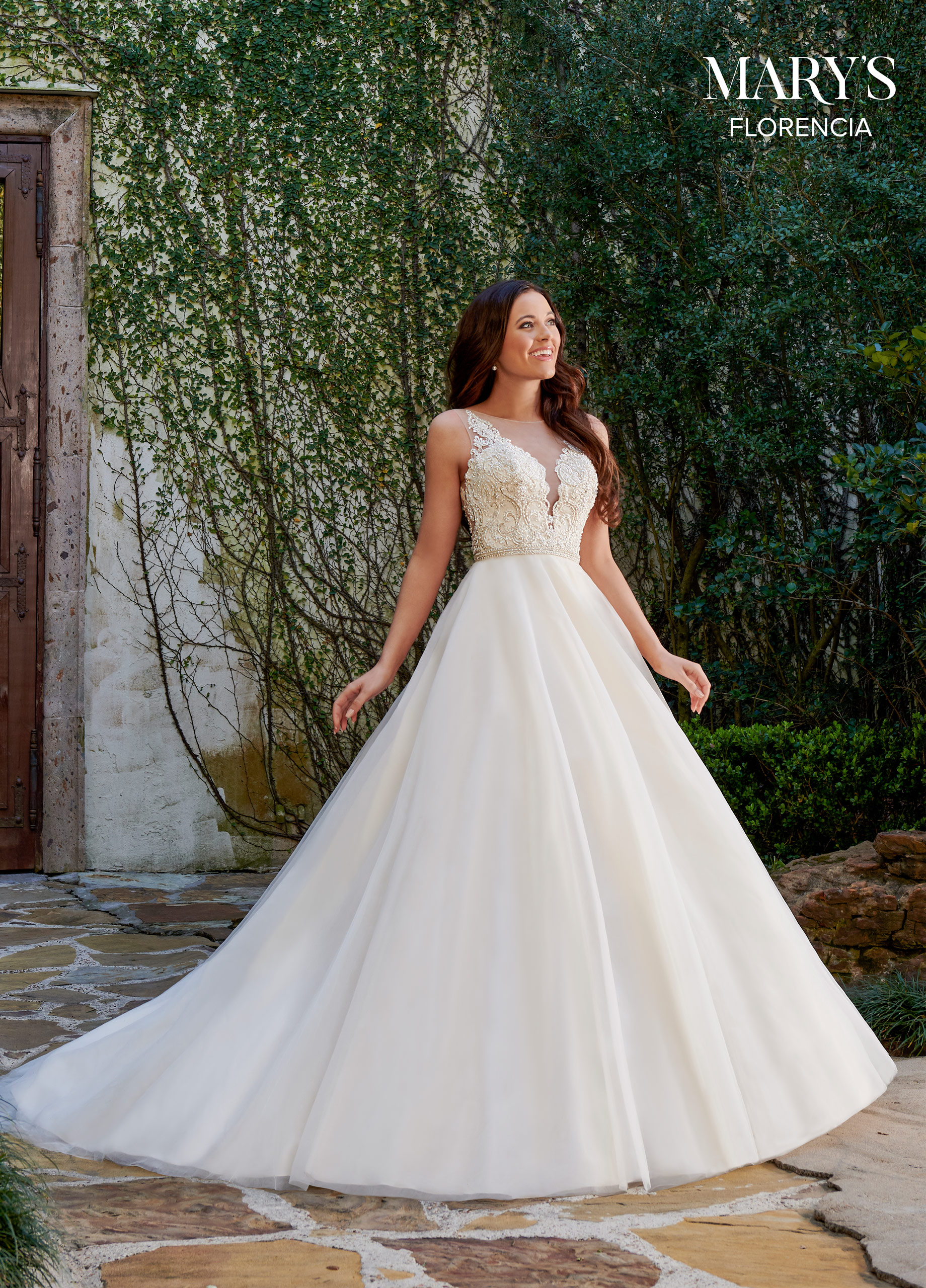 Florencia Bridal Dresses | Florencia | Style - MB3118