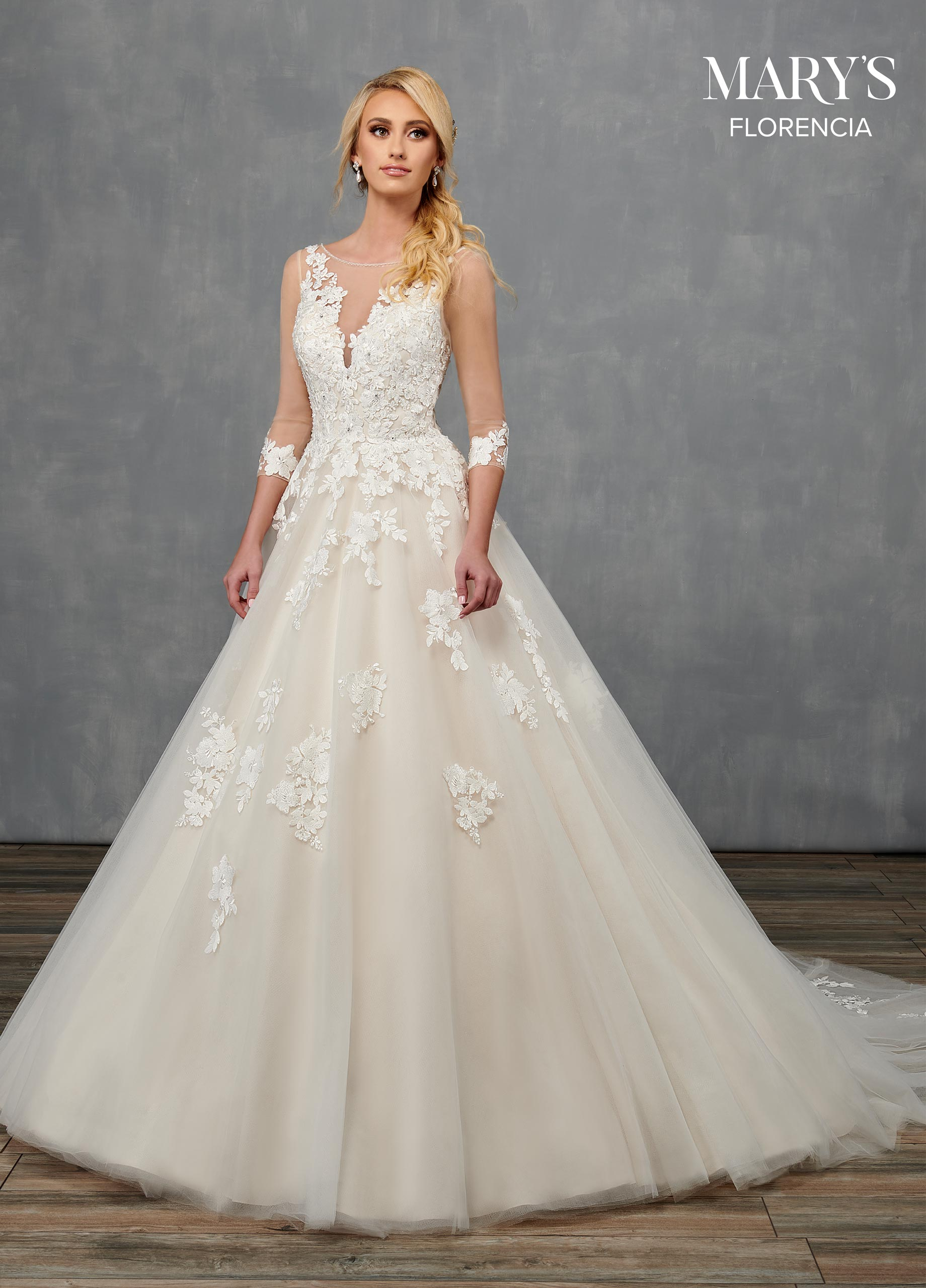 Florencia Bridal Dresses | Florencia | Style - MB3119