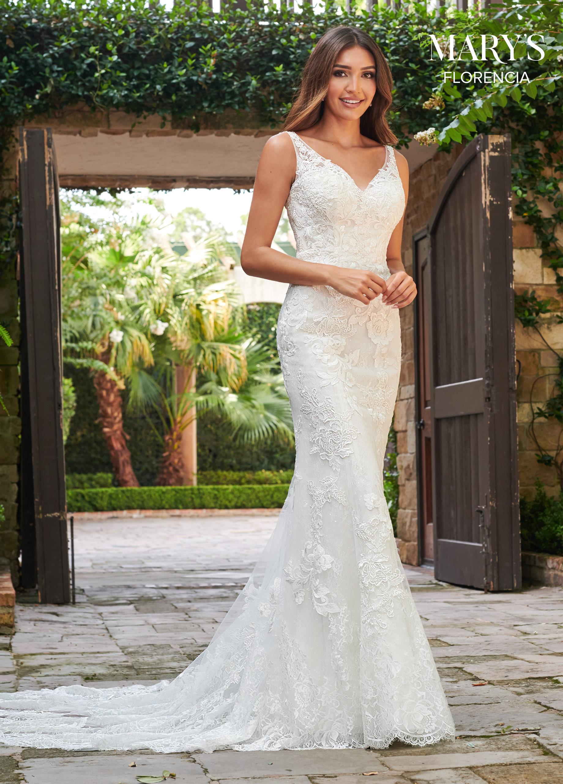 Florencia Bridal Dresses | Florencia | Style - MB3122