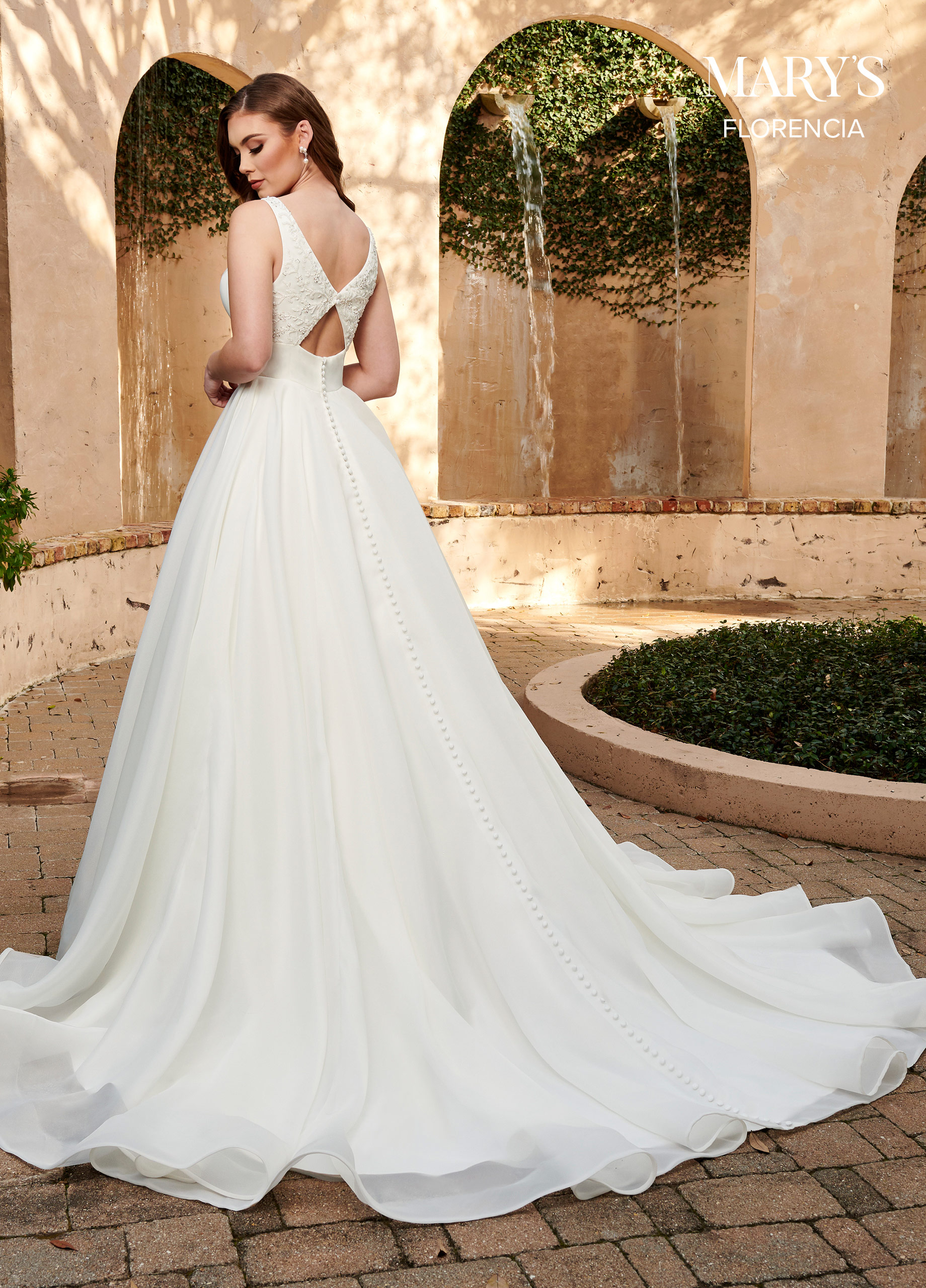 Florencia Bridal Dresses | Florencia | Style - MB3125