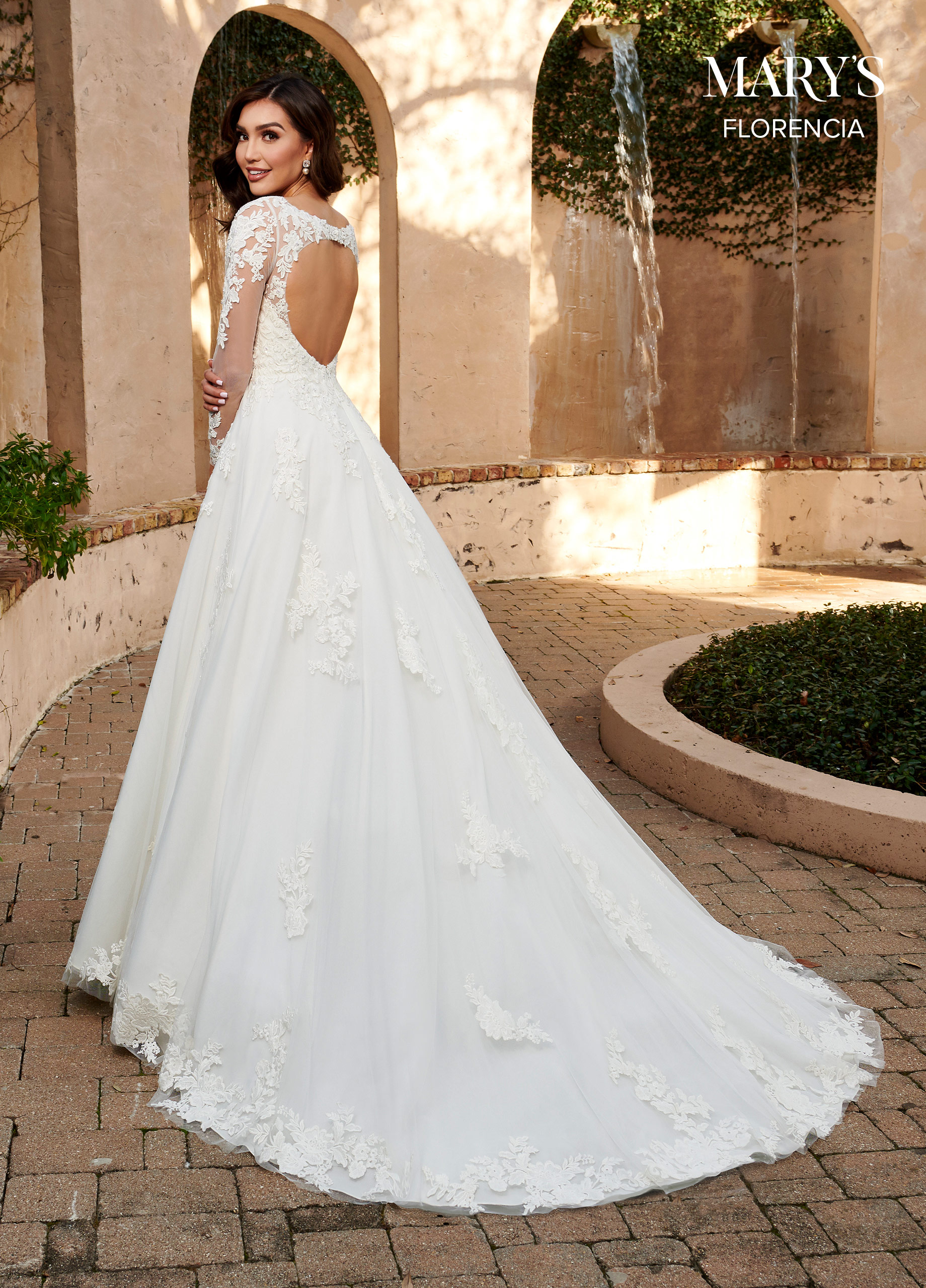 Florencia Bridal Dresses | Florencia | Style - MB3126