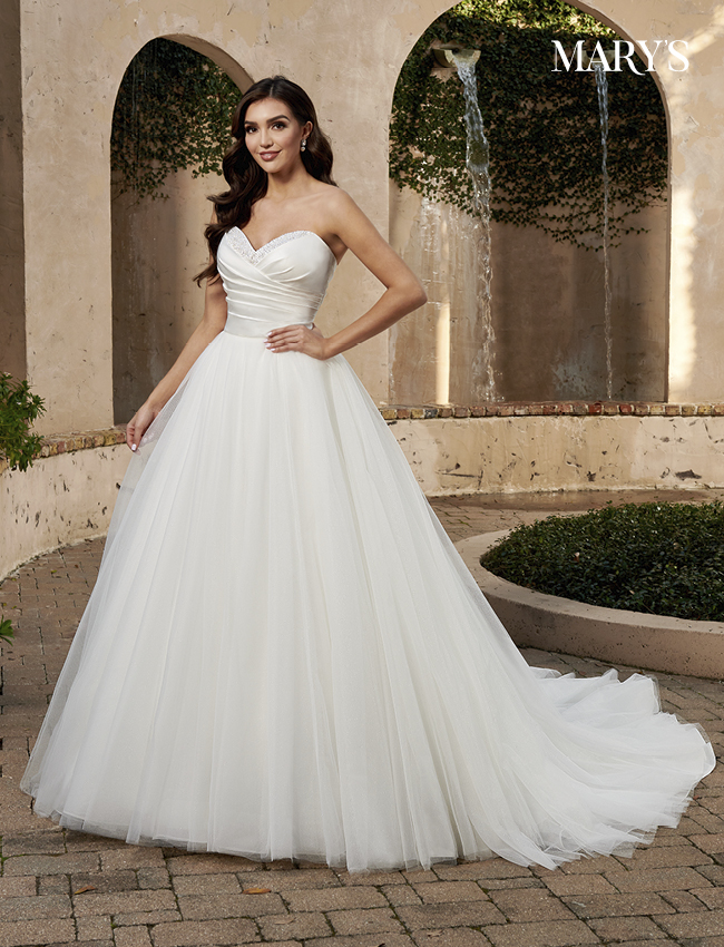 Color Florencia Bridal Dresses - Style - MB3130