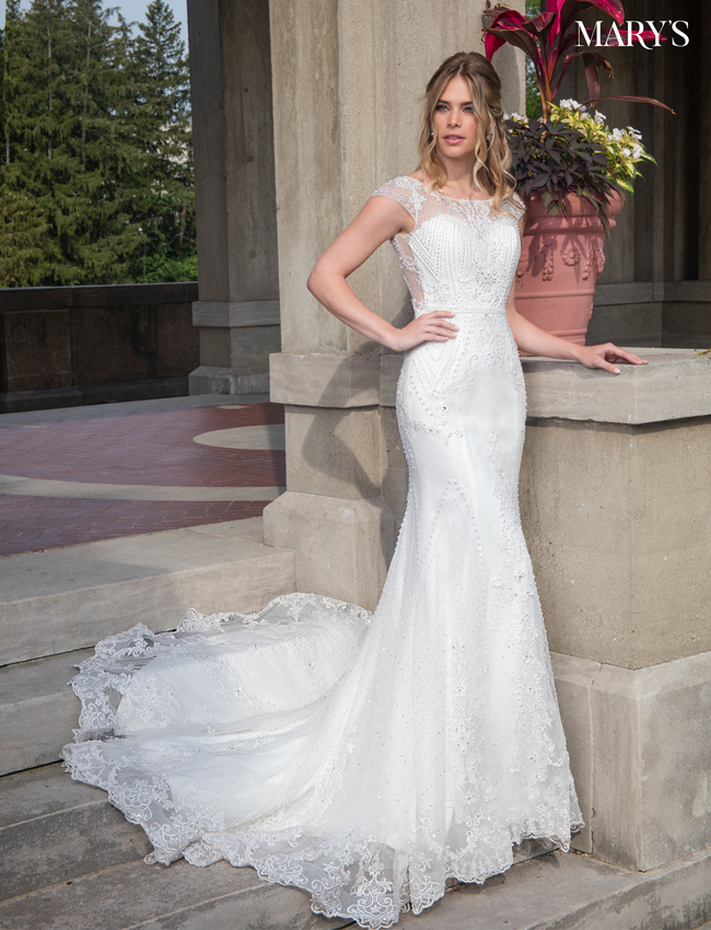 Color Couture Damour Bridal Dresses - Style - MB4001