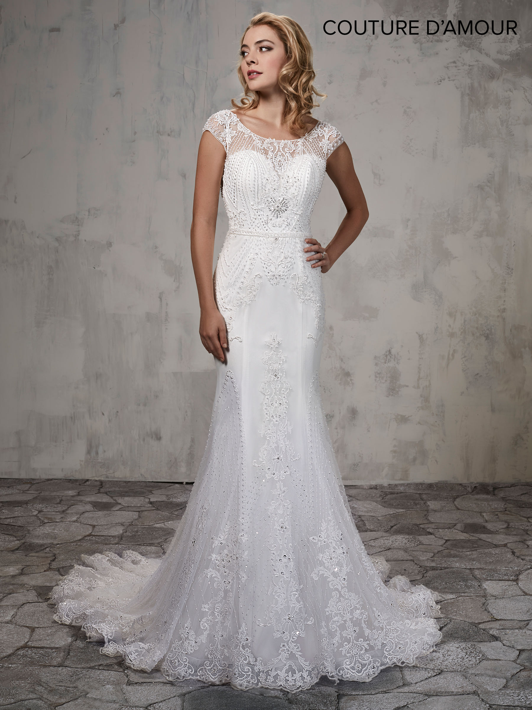 Couture Damour Bridal Dresses | Couture d'Amour | Style - MB4001