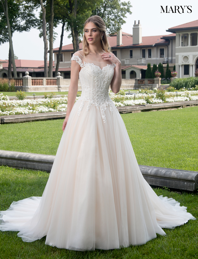 Color Couture Damour Bridal Dresses - Style - MB4003