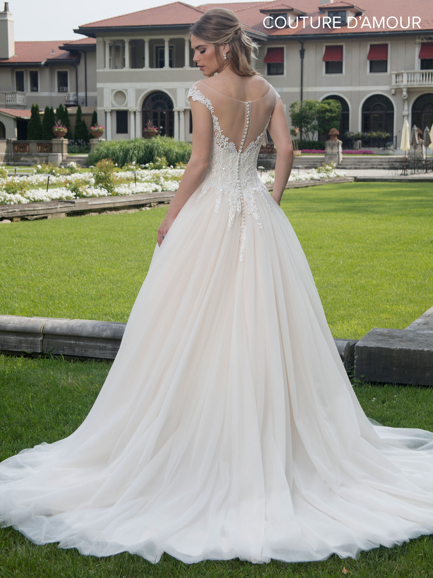 Couture Damour Bridal Dresses | Couture d'Amour | Style - MB4003