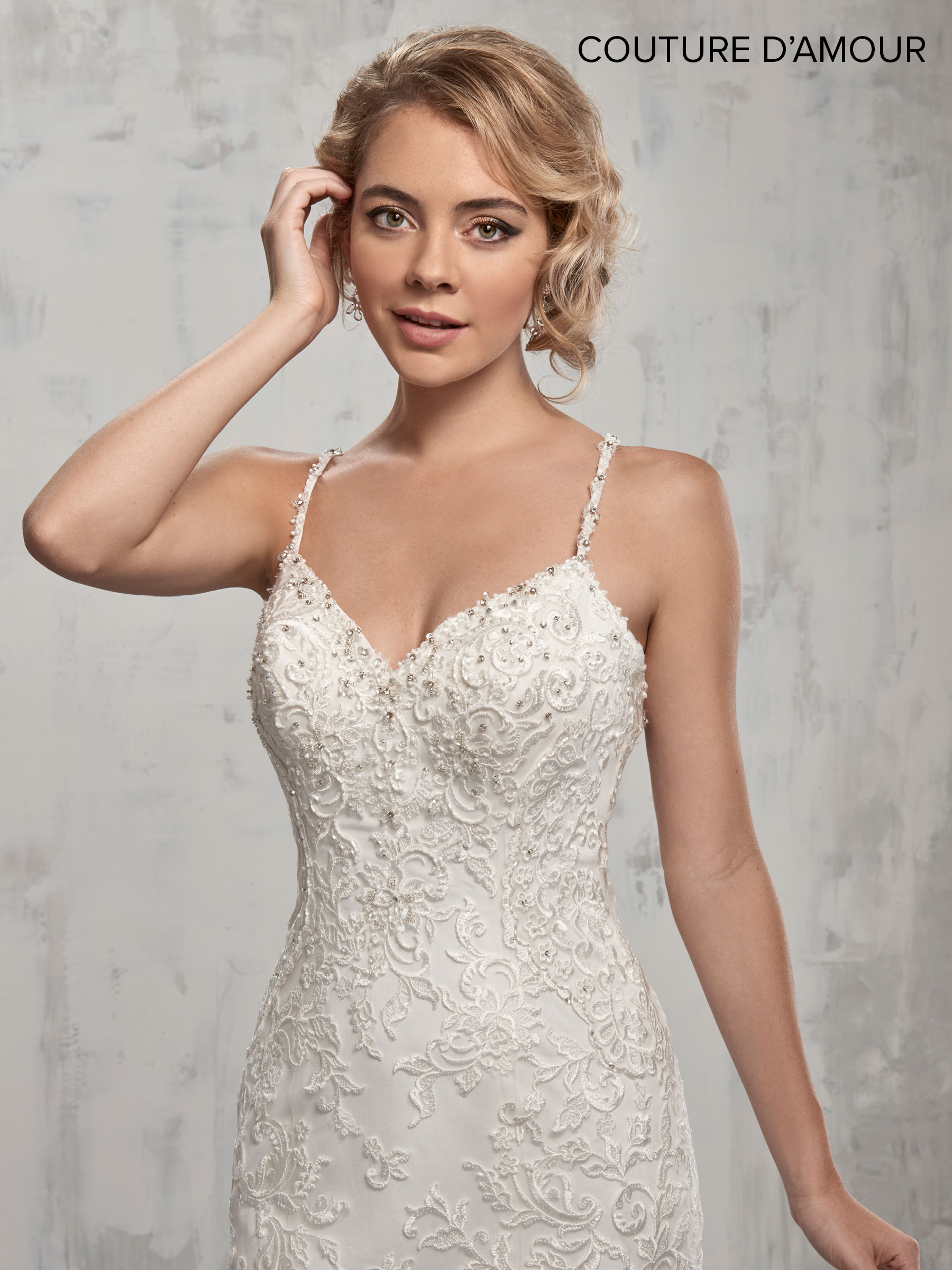 Couture Damour Bridal Dresses | Couture d'Amour | Style - MB4005