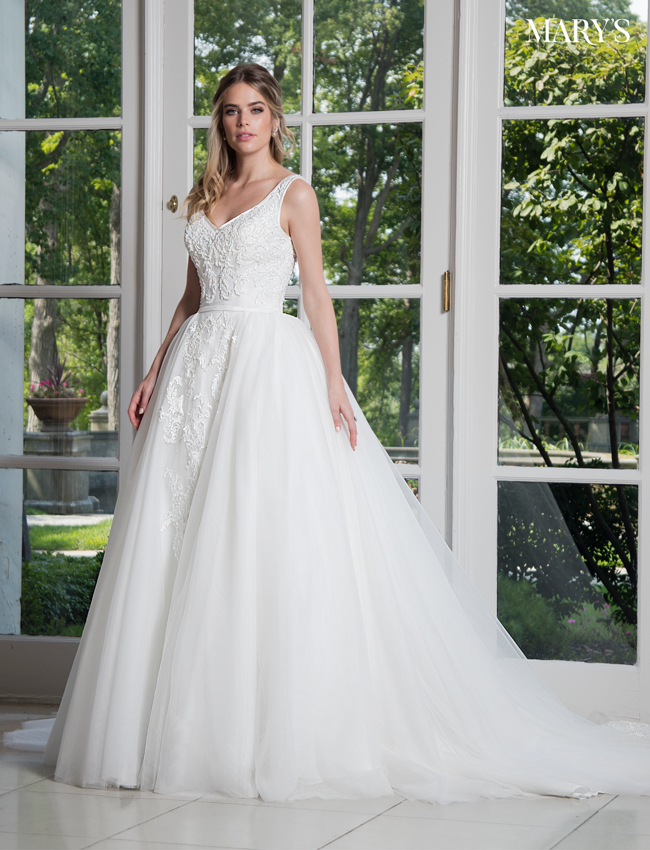 Color Couture Damour Bridal Dresses - Style - MB4007