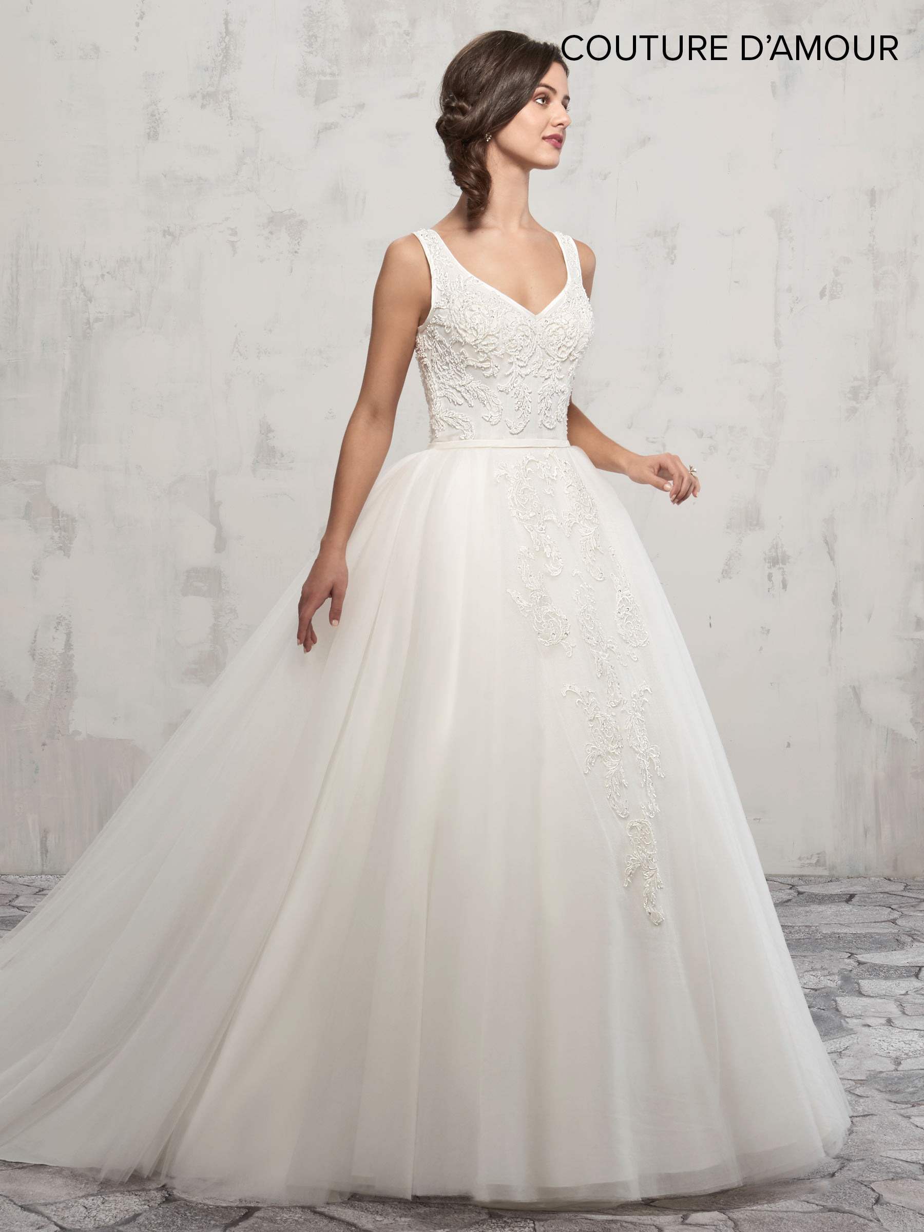 Couture Damour Bridal Dresses | Couture d'Amour | Style - MB4007