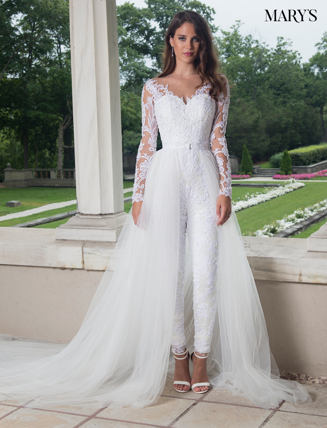 Color Couture Damour Bridal Dresses - Style - MB4008