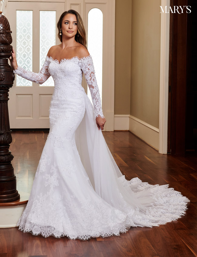 Color Couture Damour Bridal Dresses - Style - MB4009