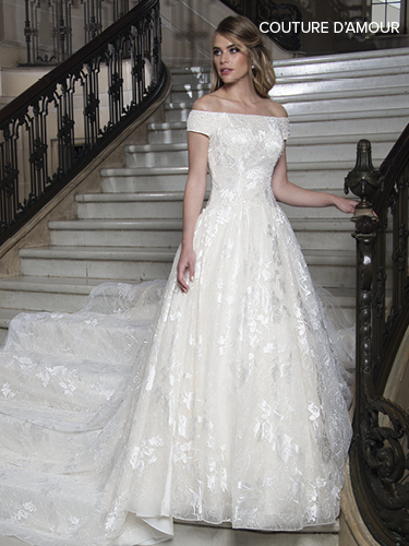Color Couture Damour Bridal Dresses - Style - MB4010
