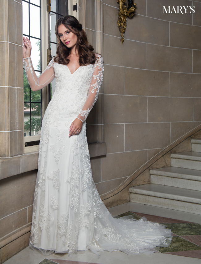 Color Couture Damour Bridal Dresses - Style - MB4011