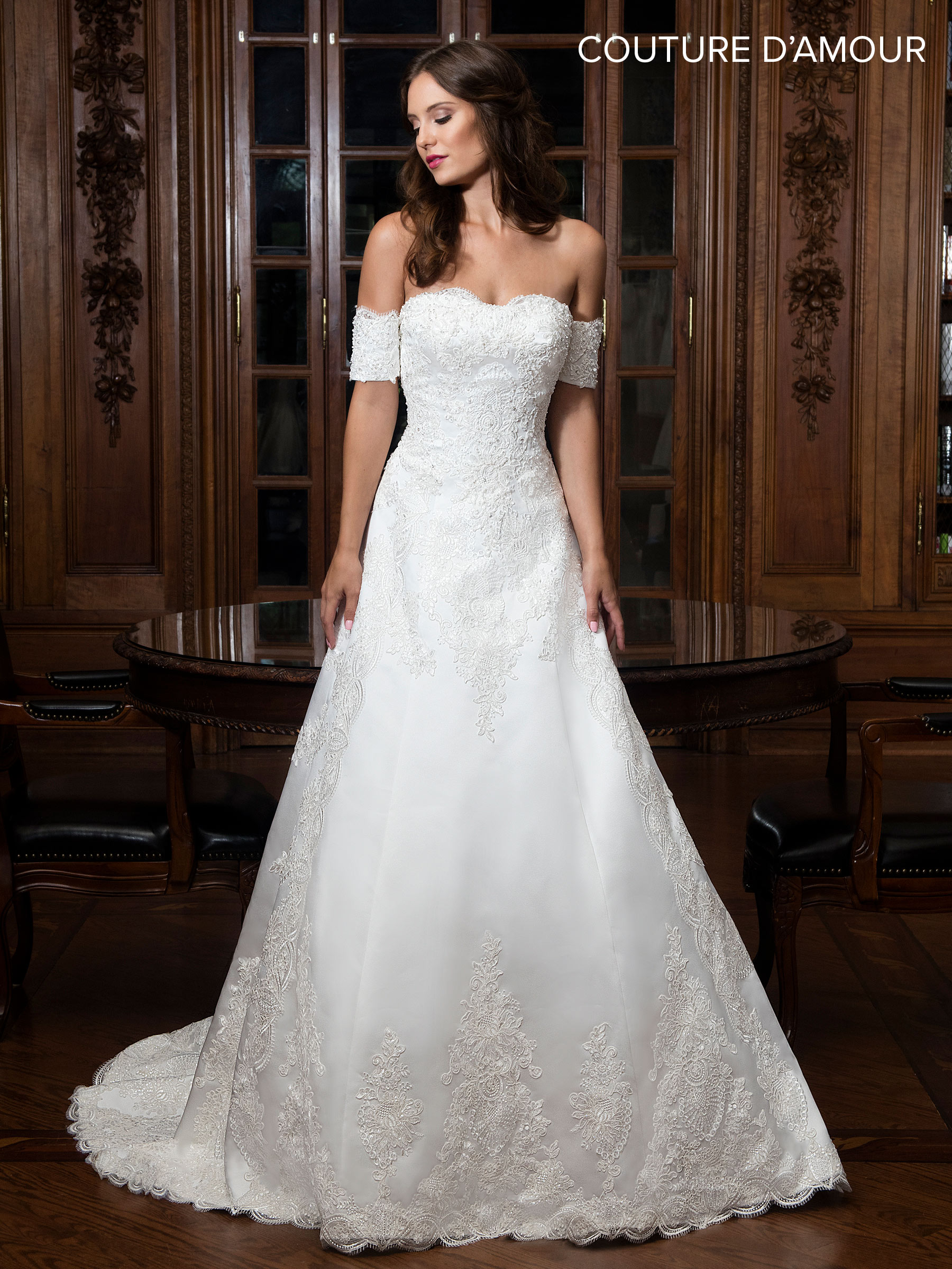 Couture Damour Bridal Dresses | Couture d'Amour | Style - MB4012