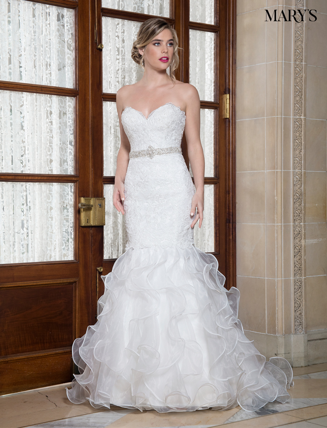 Color Couture Damour Bridal Dresses - Style - MB4015