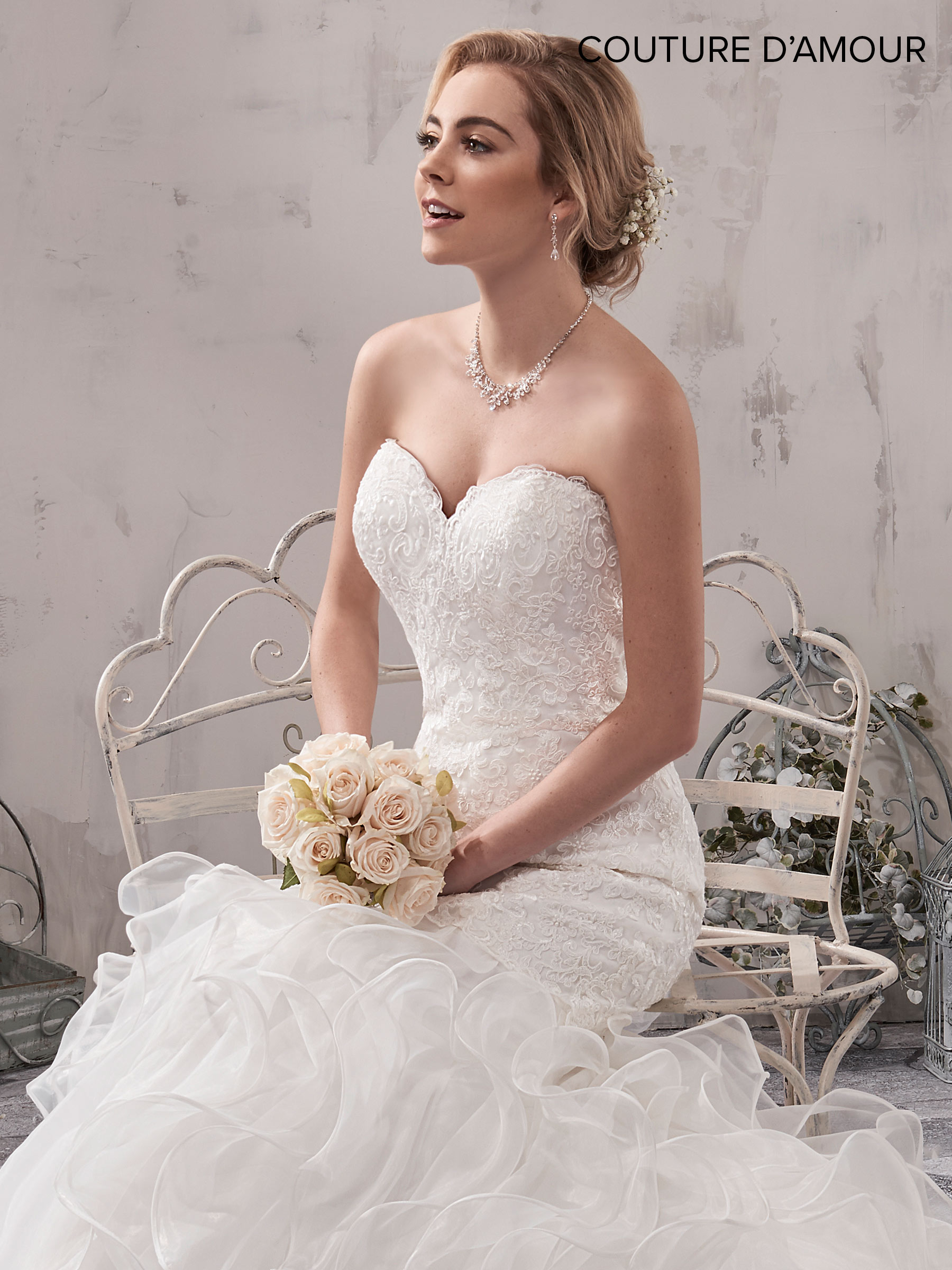 Couture Damour Bridal Dresses | Couture d'Amour | Style - MB4015