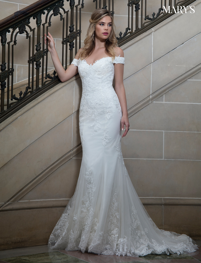 Color Couture Damour Bridal Dresses - Style - MB4016