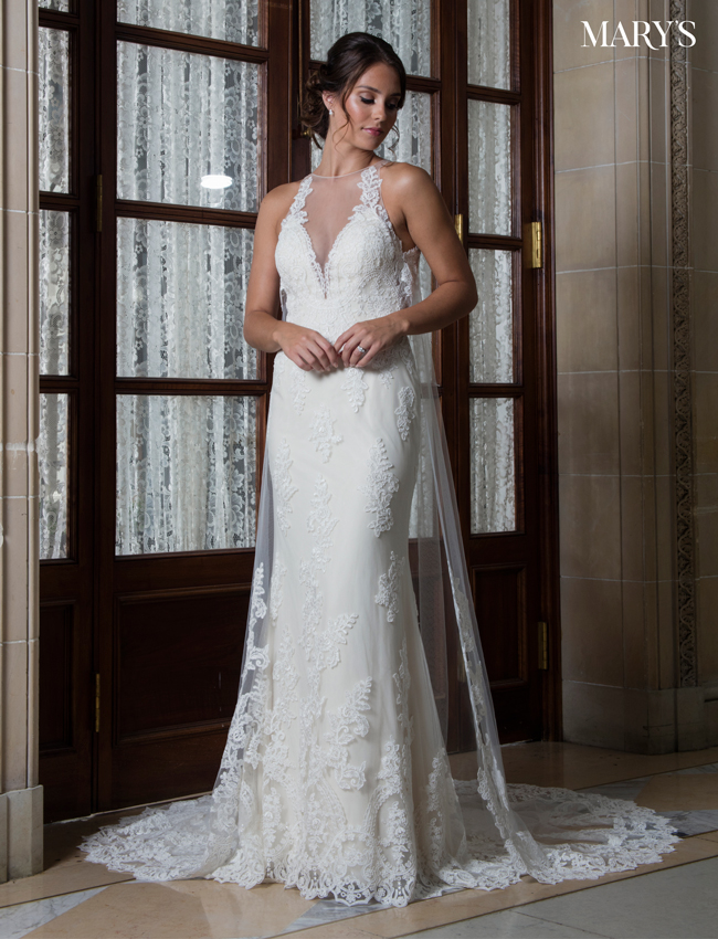 Color Couture Damour Bridal Dresses - Style - MB4017