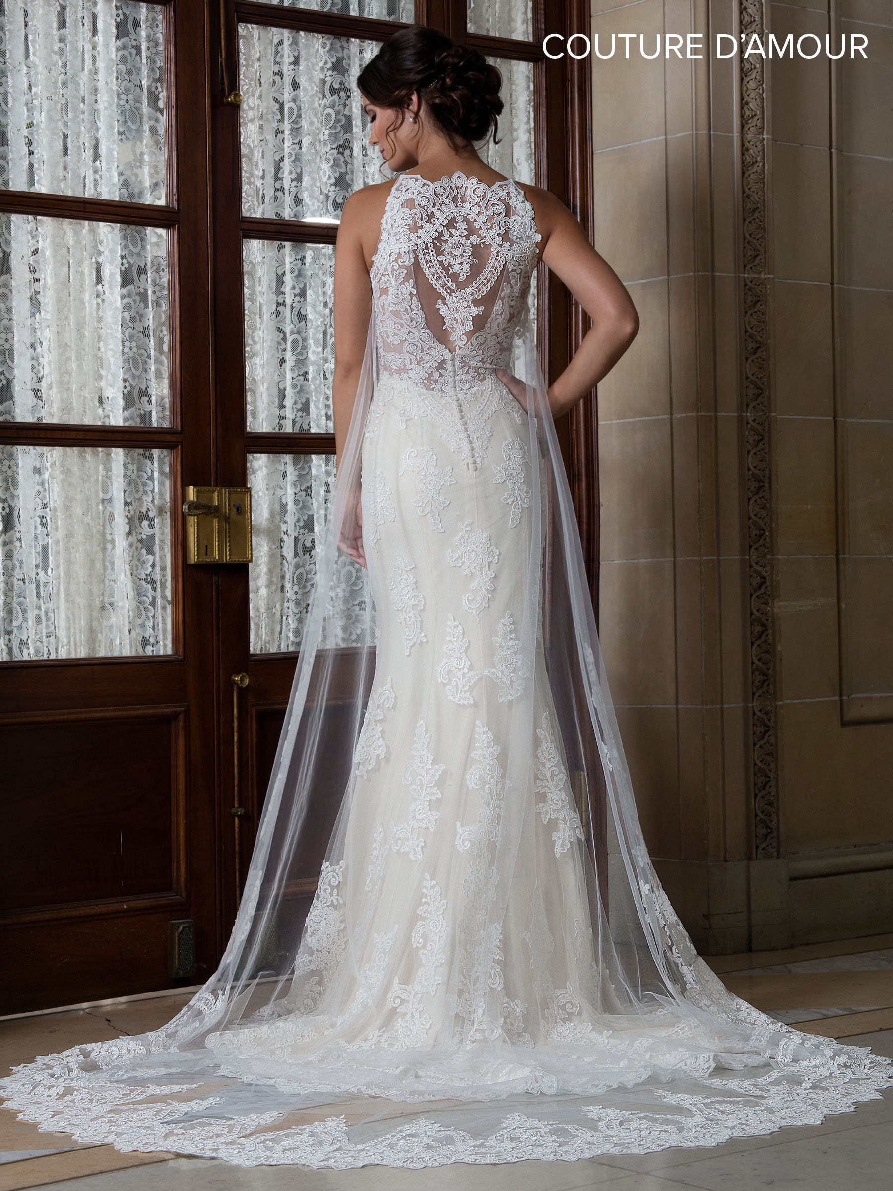 Couture Damour Bridal Dresses | Couture d'Amour | Style - MB4017