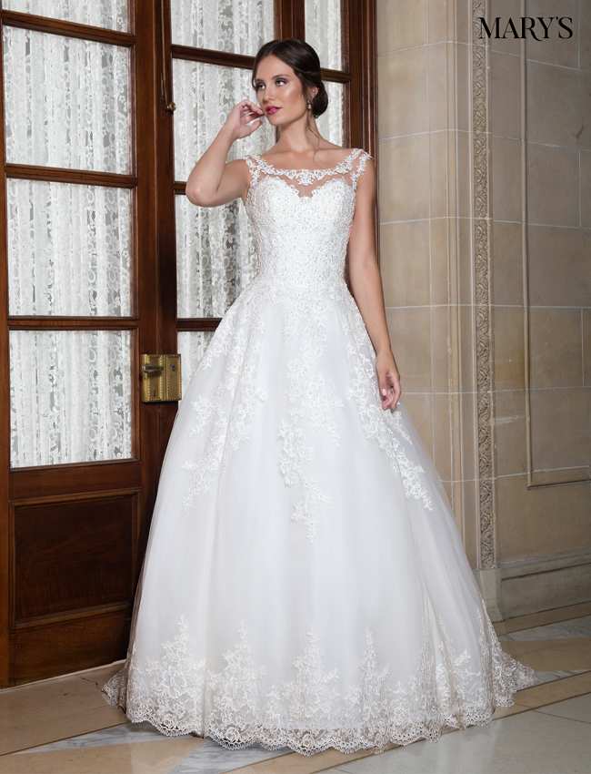 Color Couture Damour Bridal Dresses - Style - MB4018
