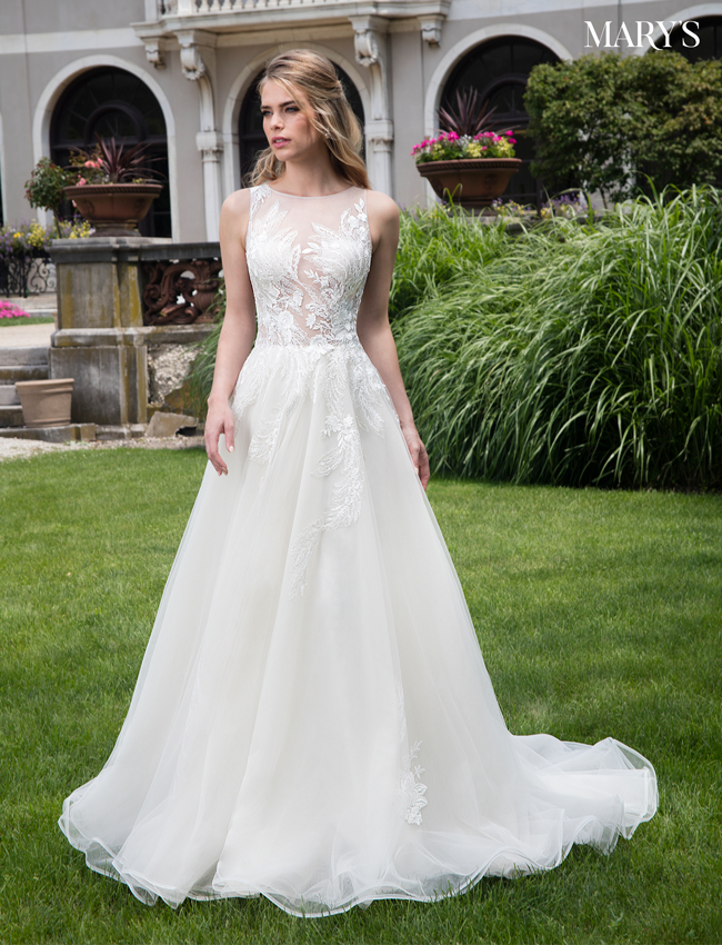 Color Couture Damour Bridal Dresses - Style - MB4019