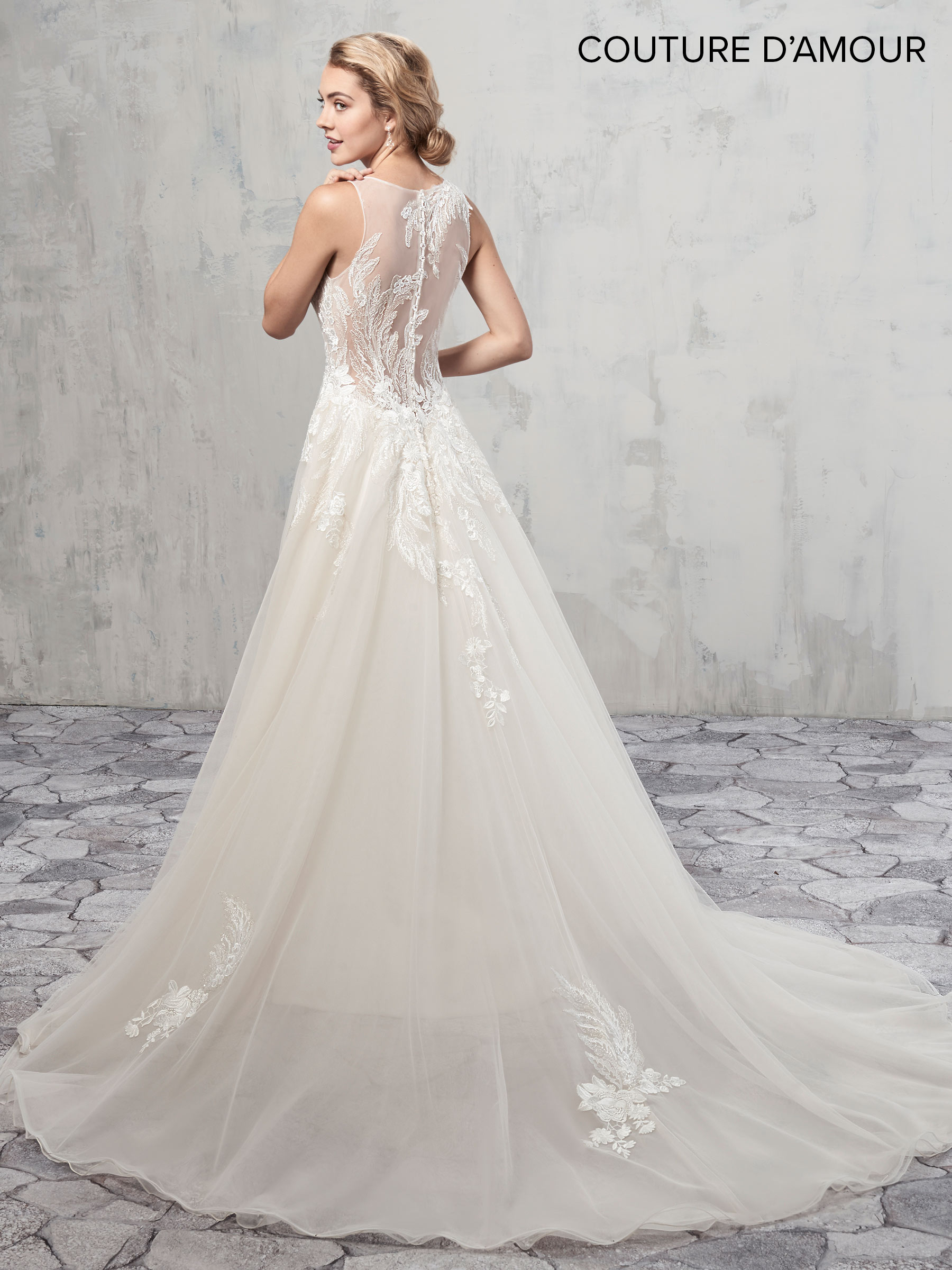 Couture Damour Bridal Dresses   Couture d'Amour   Style - MB4019