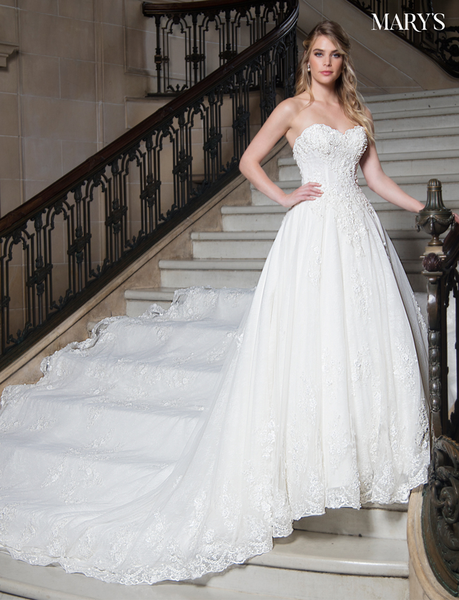 Color Couture Damour Bridal Dresses - Style - MB4020