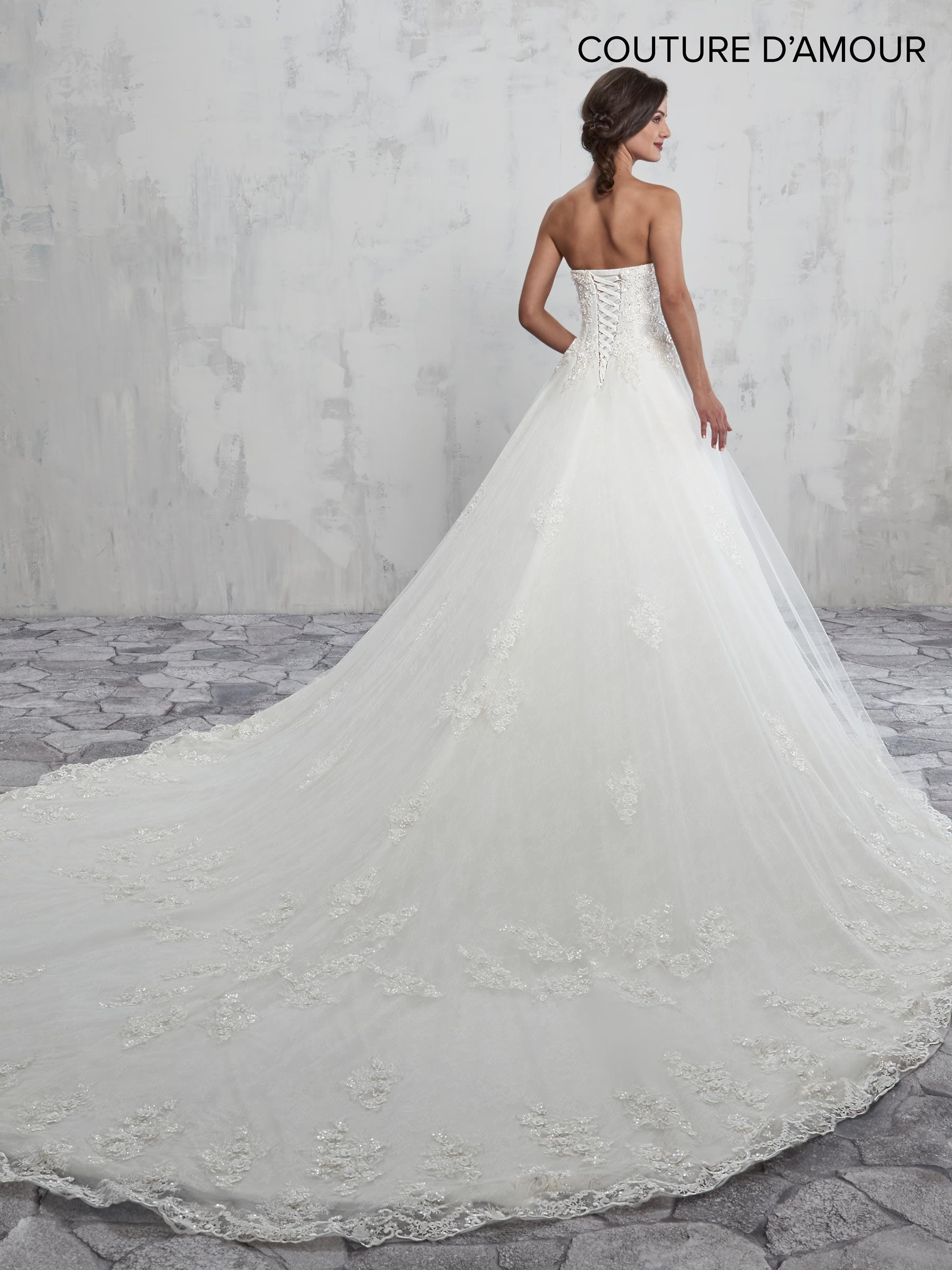 Couture Damour Bridal Dresses | Couture d'Amour | Style - MB4020