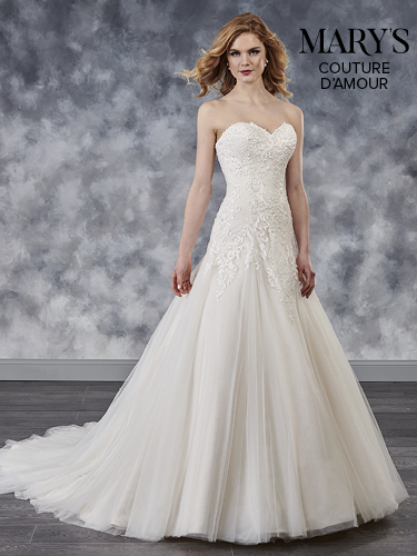 Color Couture Damour Bridal Dresses - Style - MB4023
