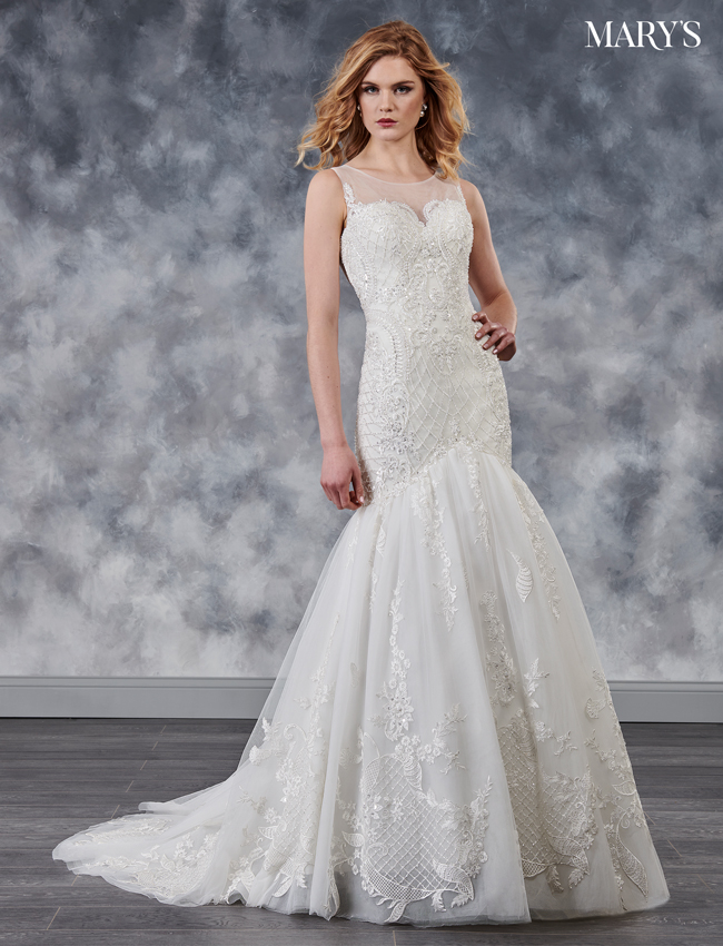 Color Couture Damour Bridal Dresses - Style - MB4025