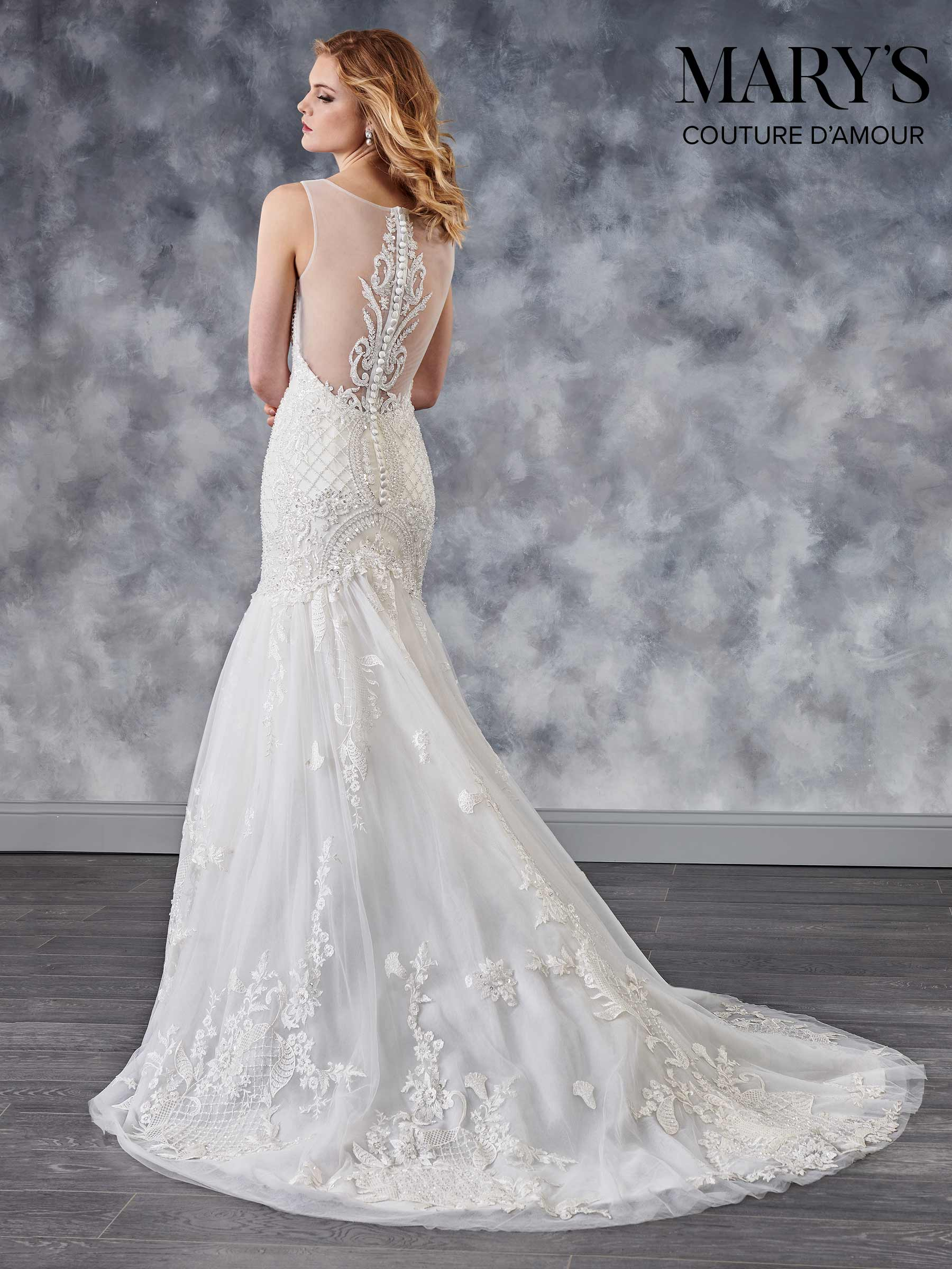 Couture Damour Bridal Dresses | Couture d'Amour | Style - MB4025