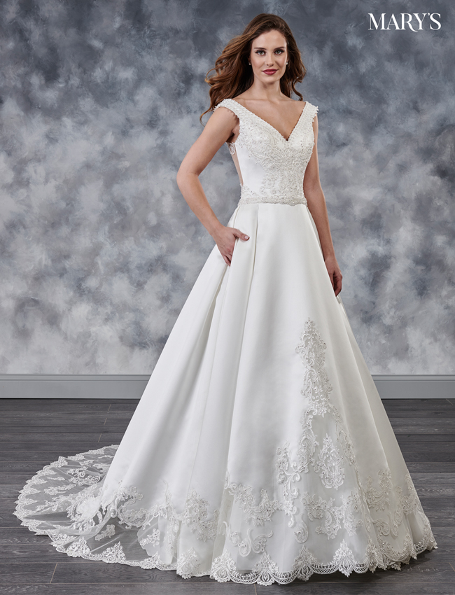 Color Couture Damour Bridal Dresses - Style - MB4026