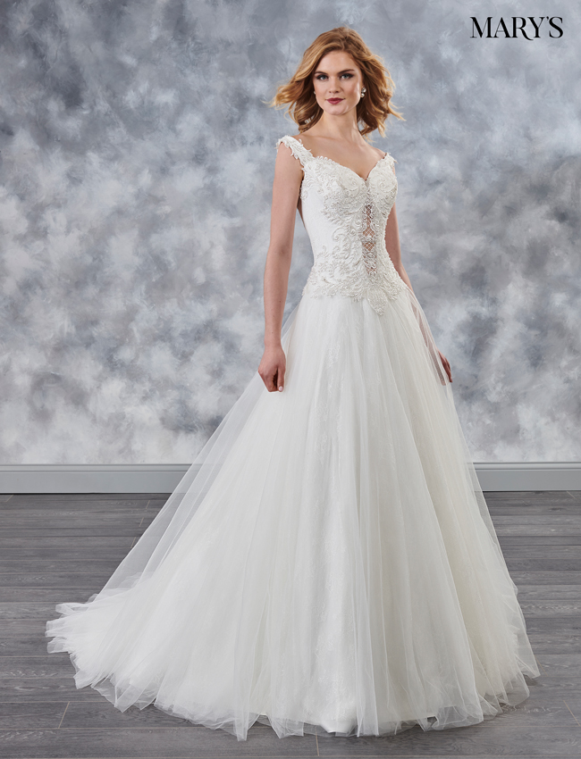 Color Couture Damour Bridal Dresses - Style - MB4029