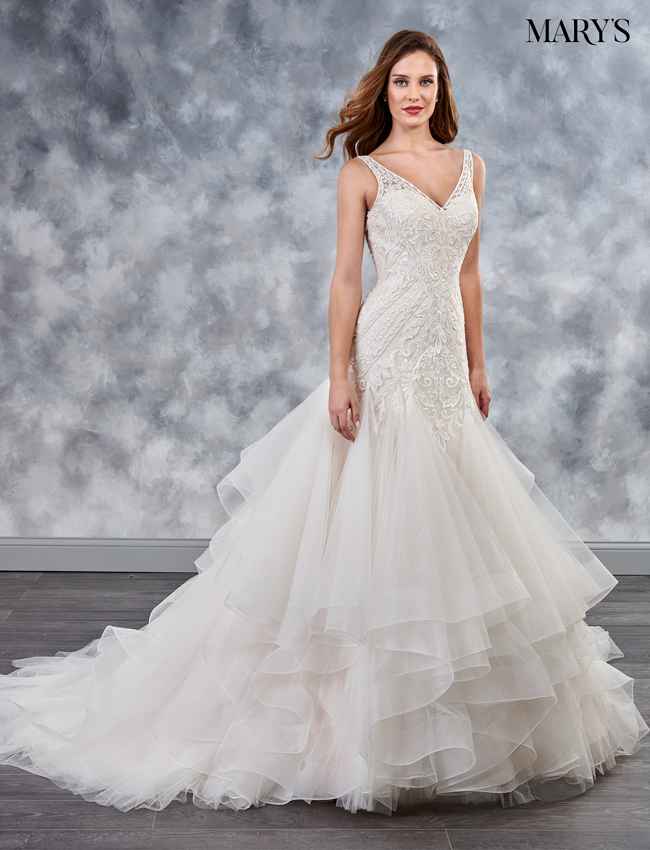 Color Couture Damour Bridal Dresses - Style - MB4030