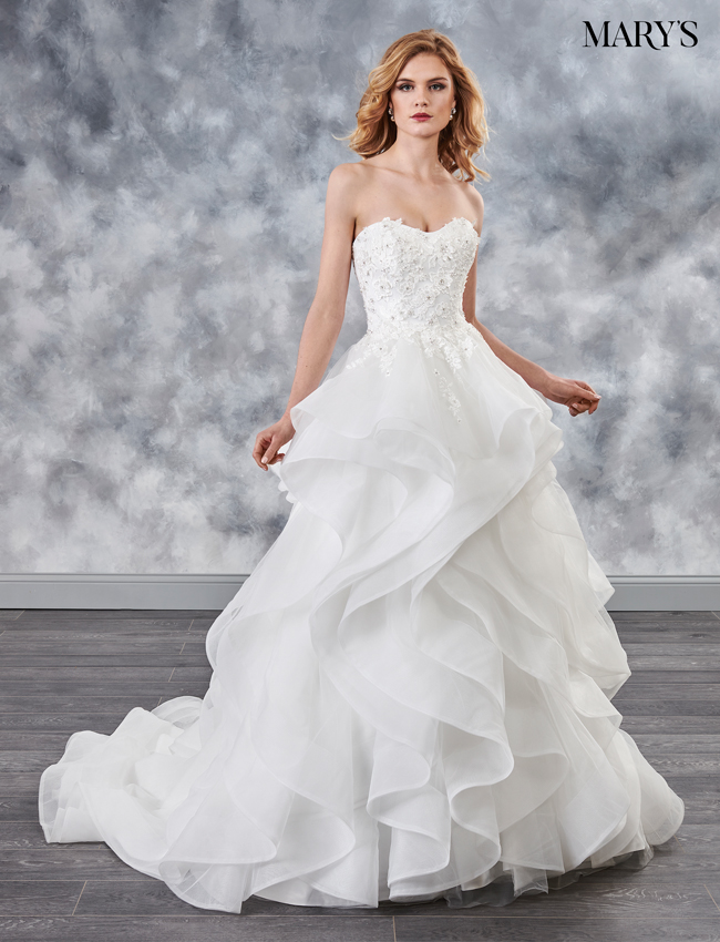Couture Wedding Dresses | Couture Bridal Gowns | Mary\'s Bridal