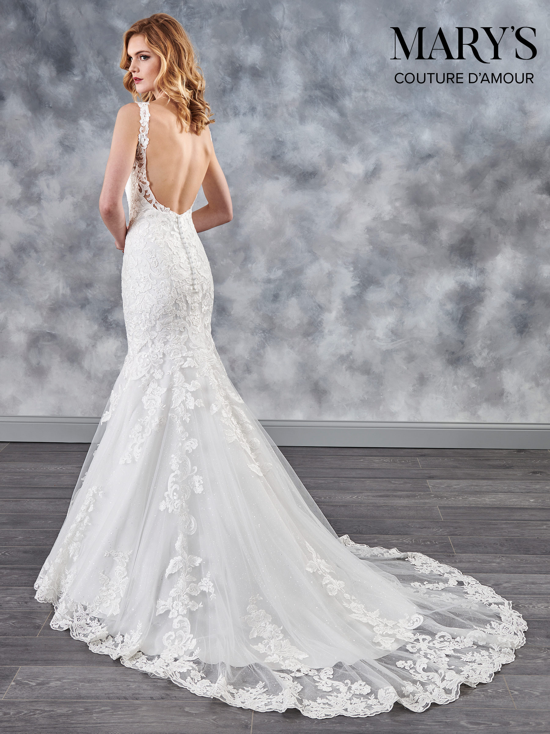 Couture Damour Bridal Dresses | Couture d'Amour | Style - MB4033